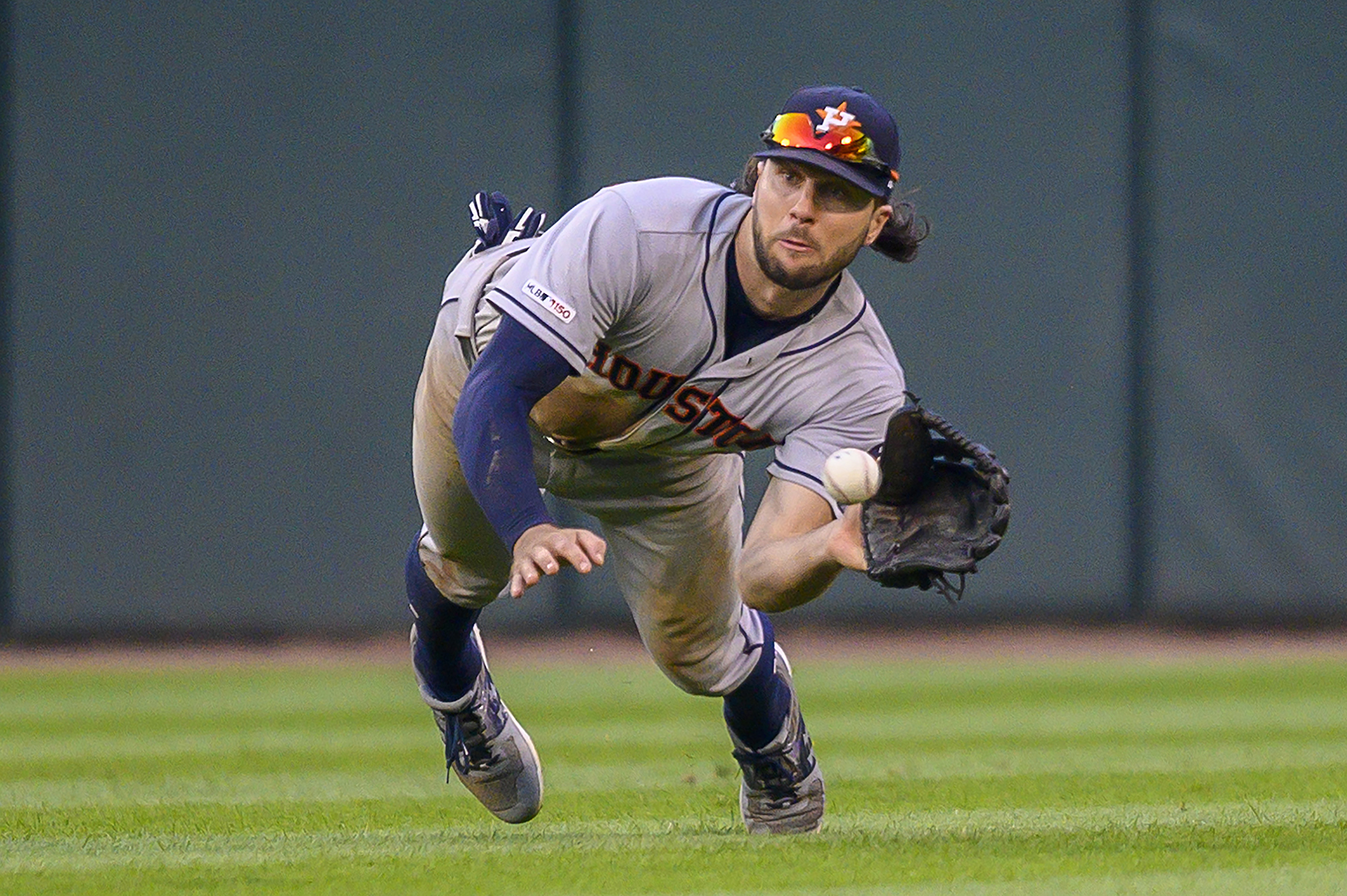 Astros trade Jake Marisnick to Mets