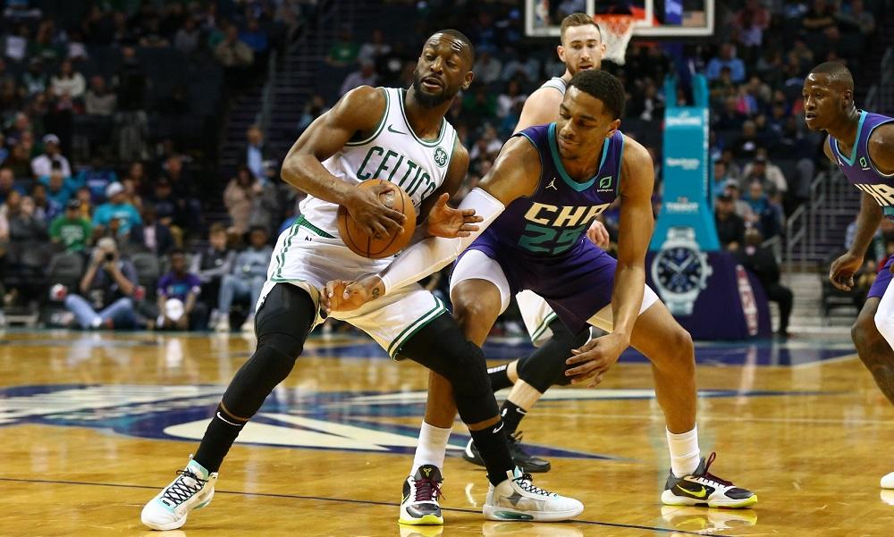 Rapid Recap: Celtics' defense, balanced scoring deliver easy win in Charlotte