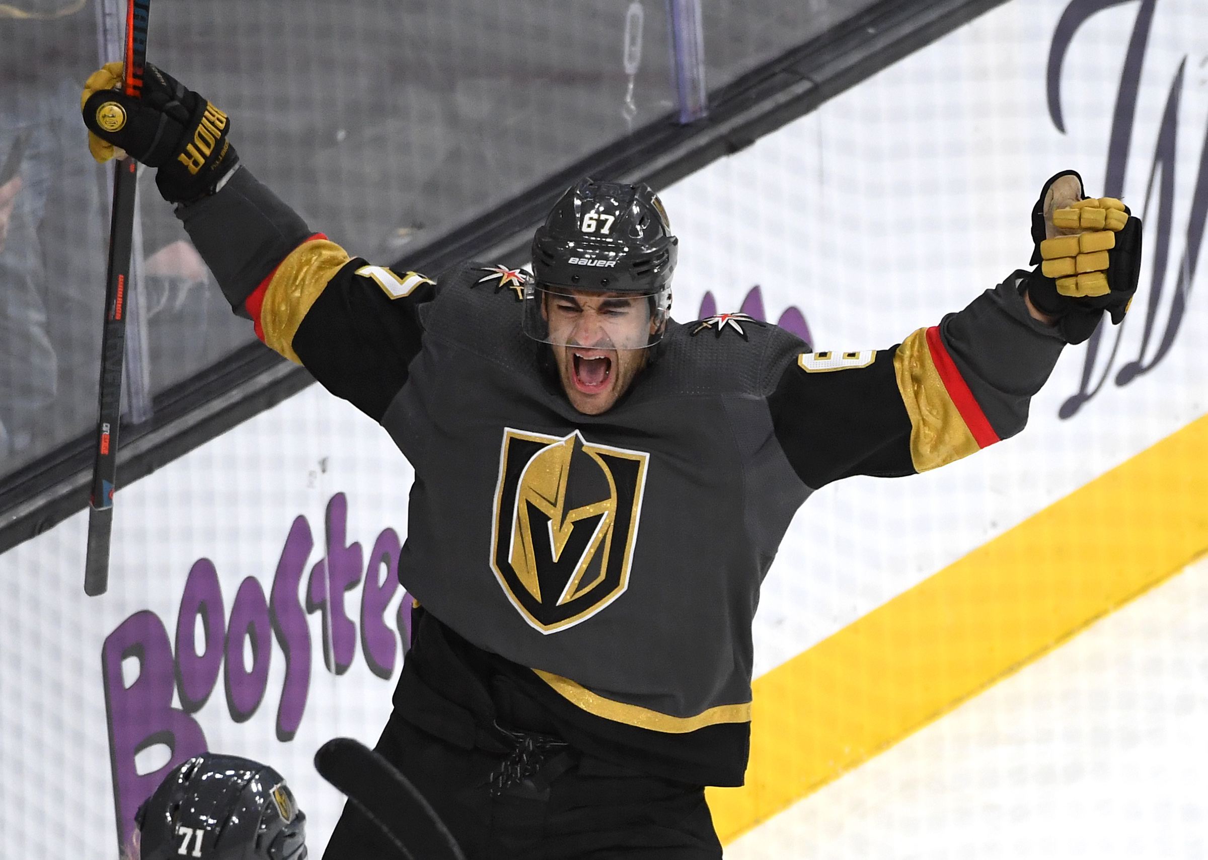 Max Pacioretty named NHL first star of the week
