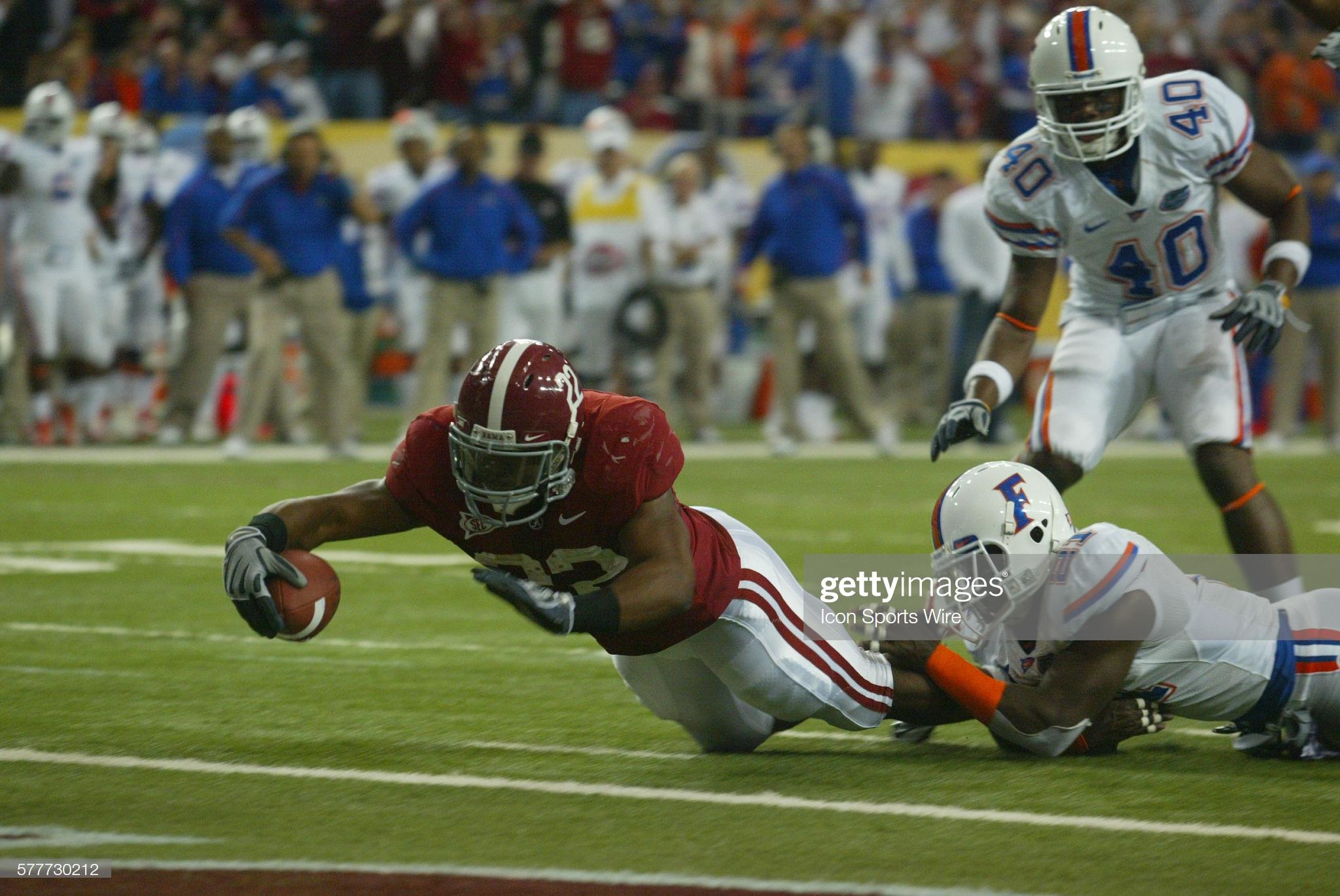 10-Year Anniversary: Alabama Tops Florida for SEC Title, Lawrence Kicks Texas to Big 12 Title