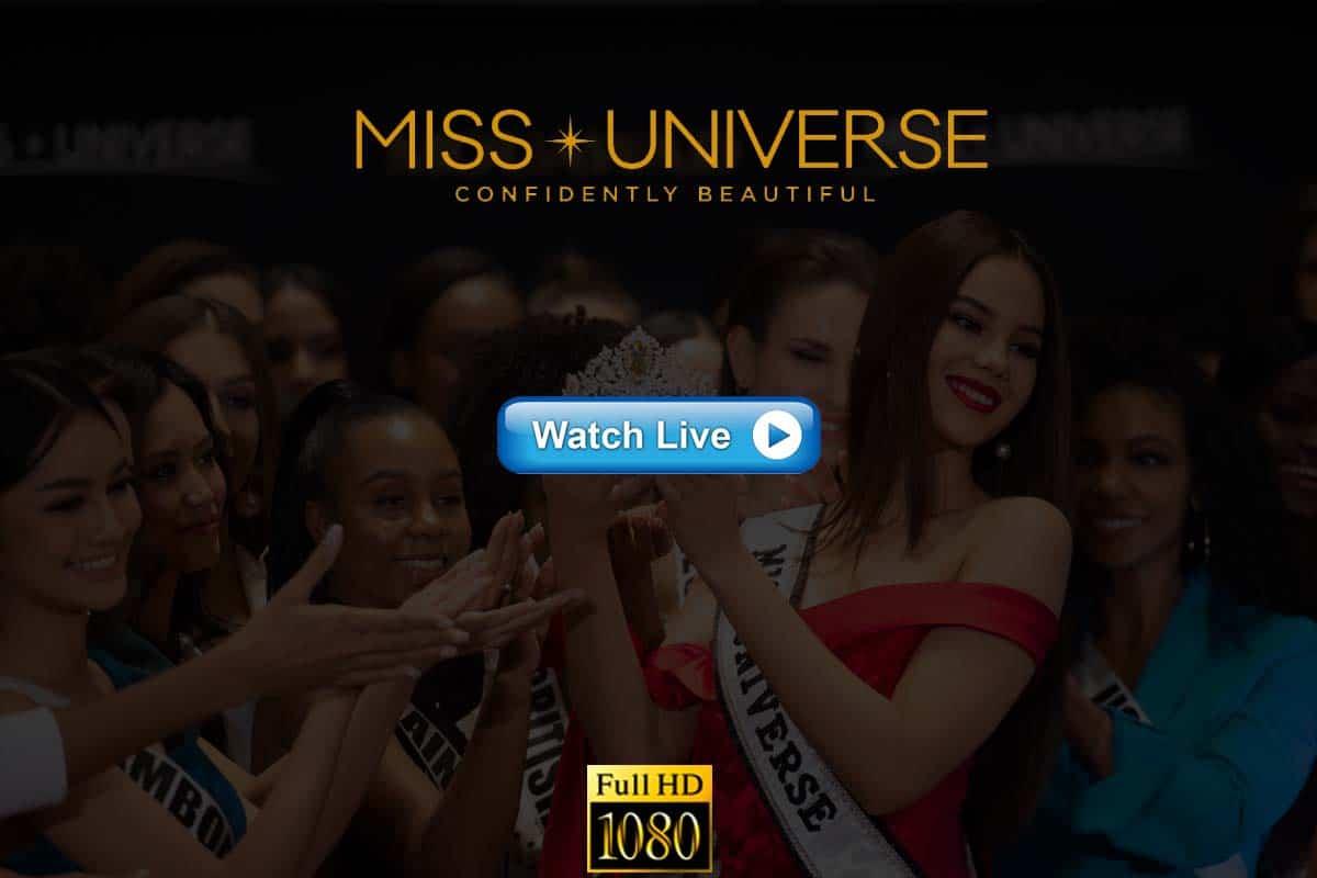 Miss Universe 2019 live stream reddit