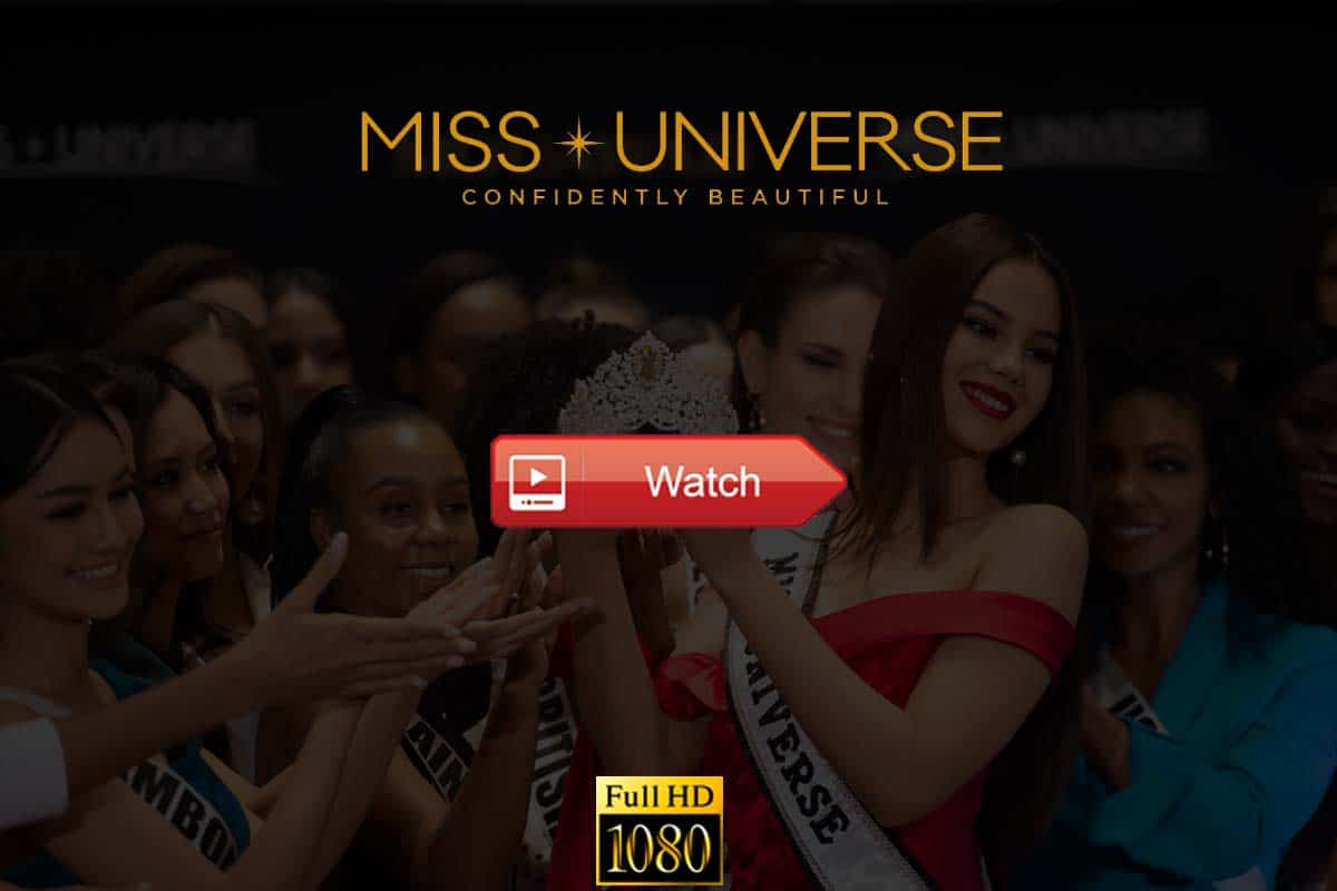 Miss Universe live stream Reddit