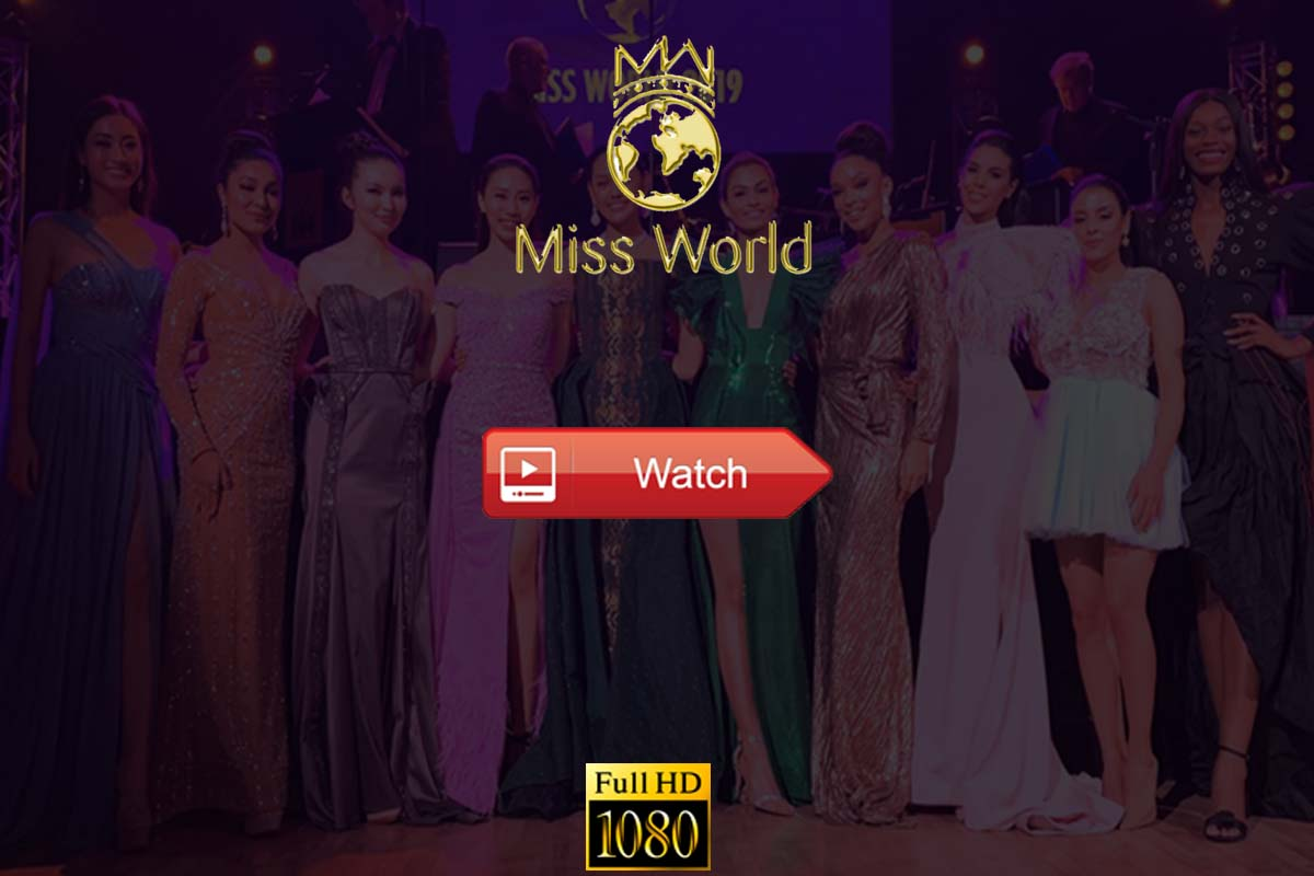 Miss World live stream Reddit