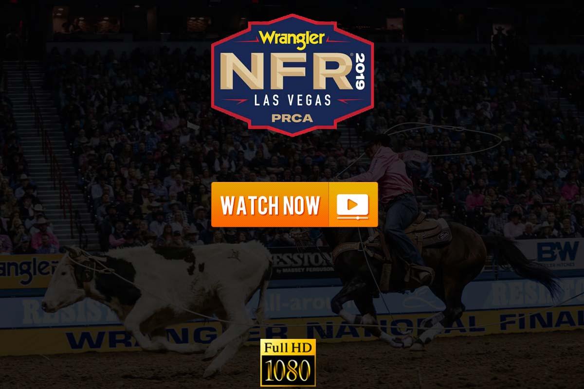 National Finals Rodeo 2019 live streaming Reddit online