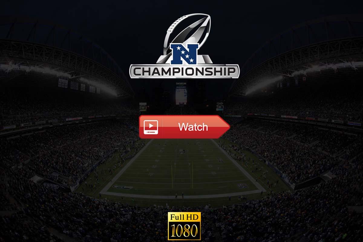 NFC Championship Game live stream Reddit
