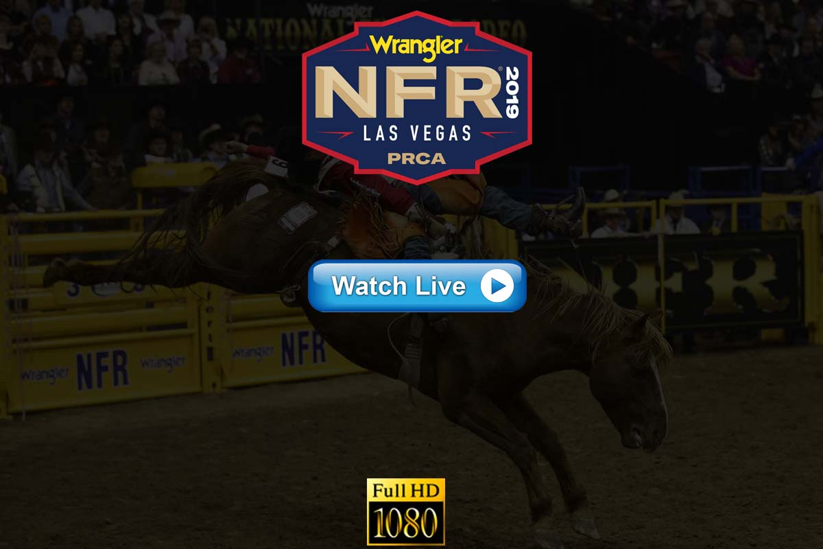 National Finals Rodeo live streaming