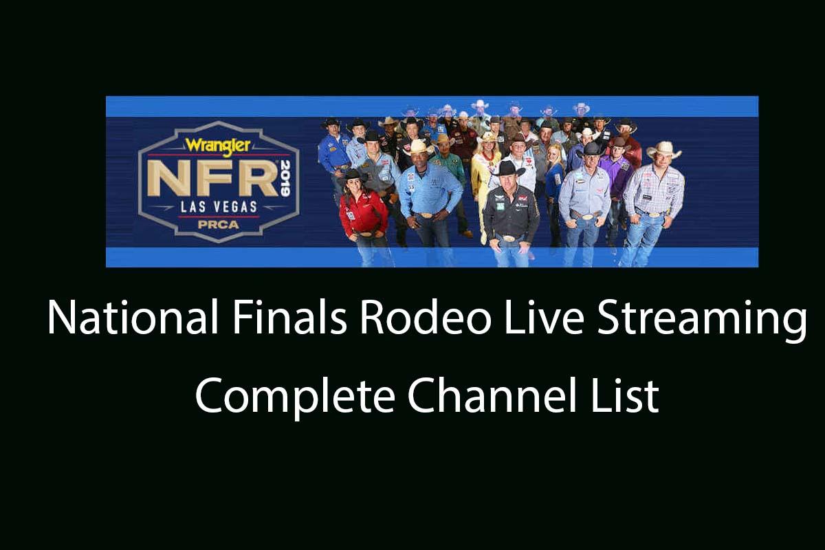 NFR 2019 Live Stream