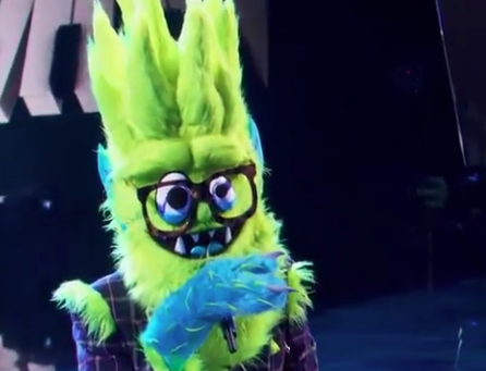 Is Victor Oladipo the most recent star on 'The Masked Singer'?