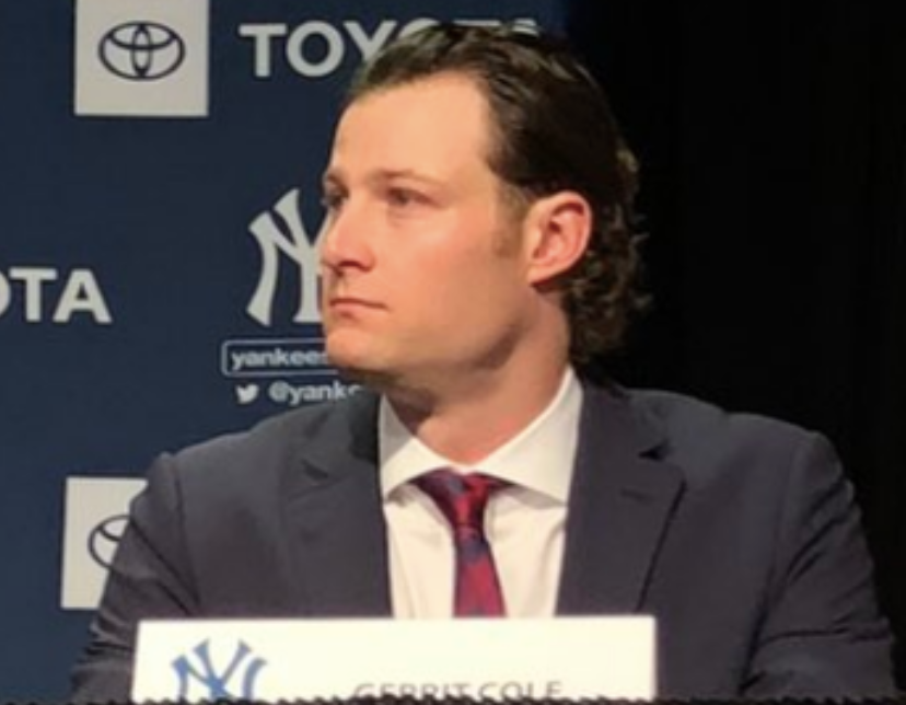Look: Gerrit Cole is unrecognizable after shaving beard, has funny quote about it