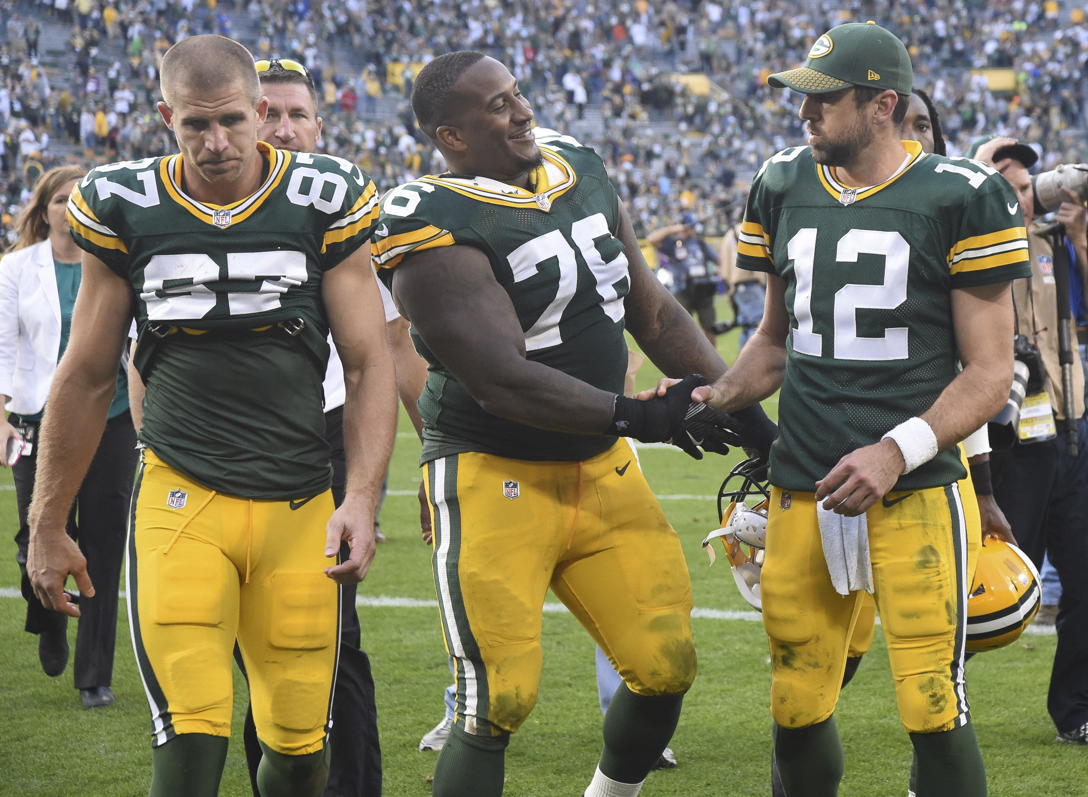 A Look at the Packers All-Decade Team for 2010s
