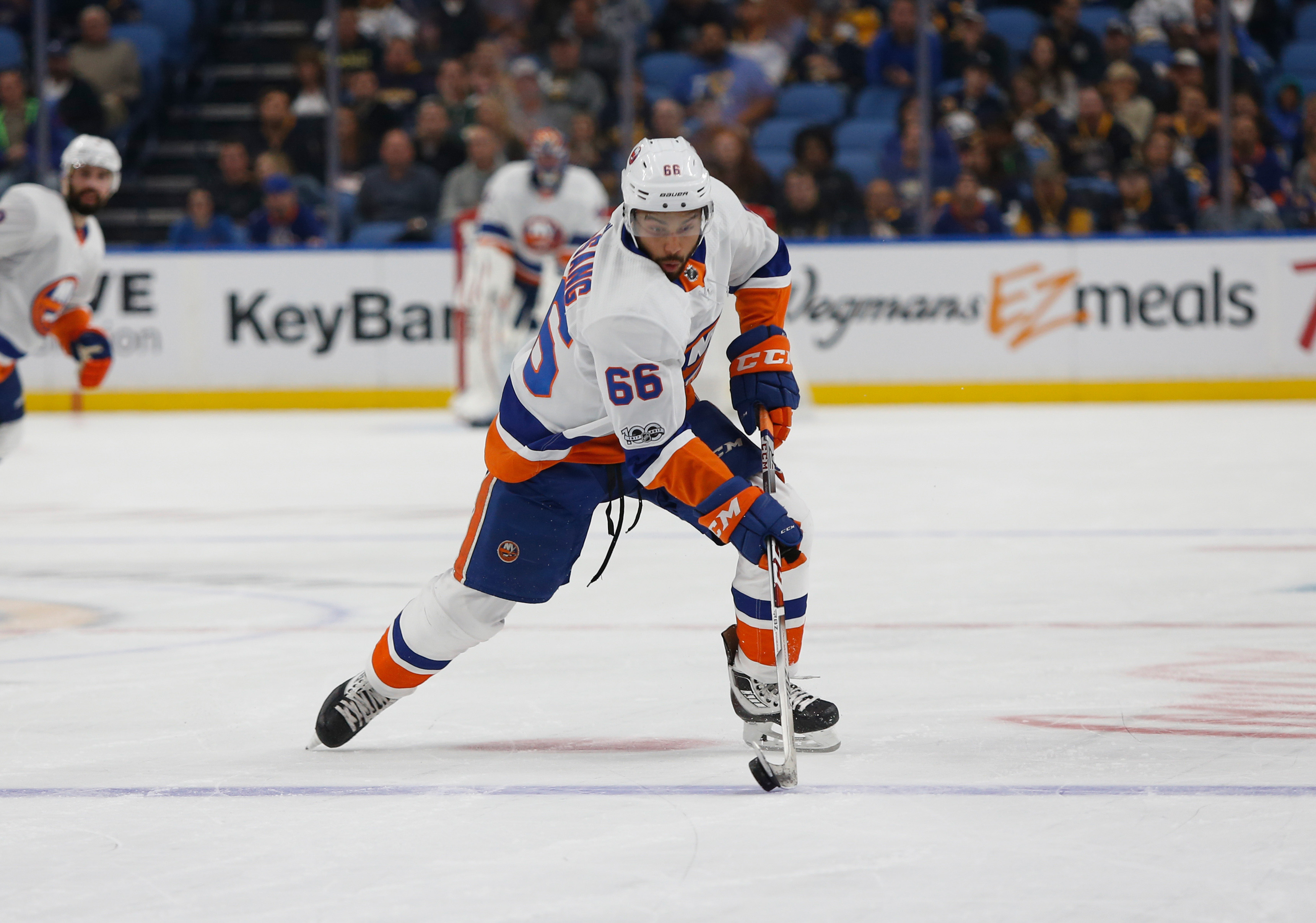 Ho-Sang will report to AHL Bridgeport