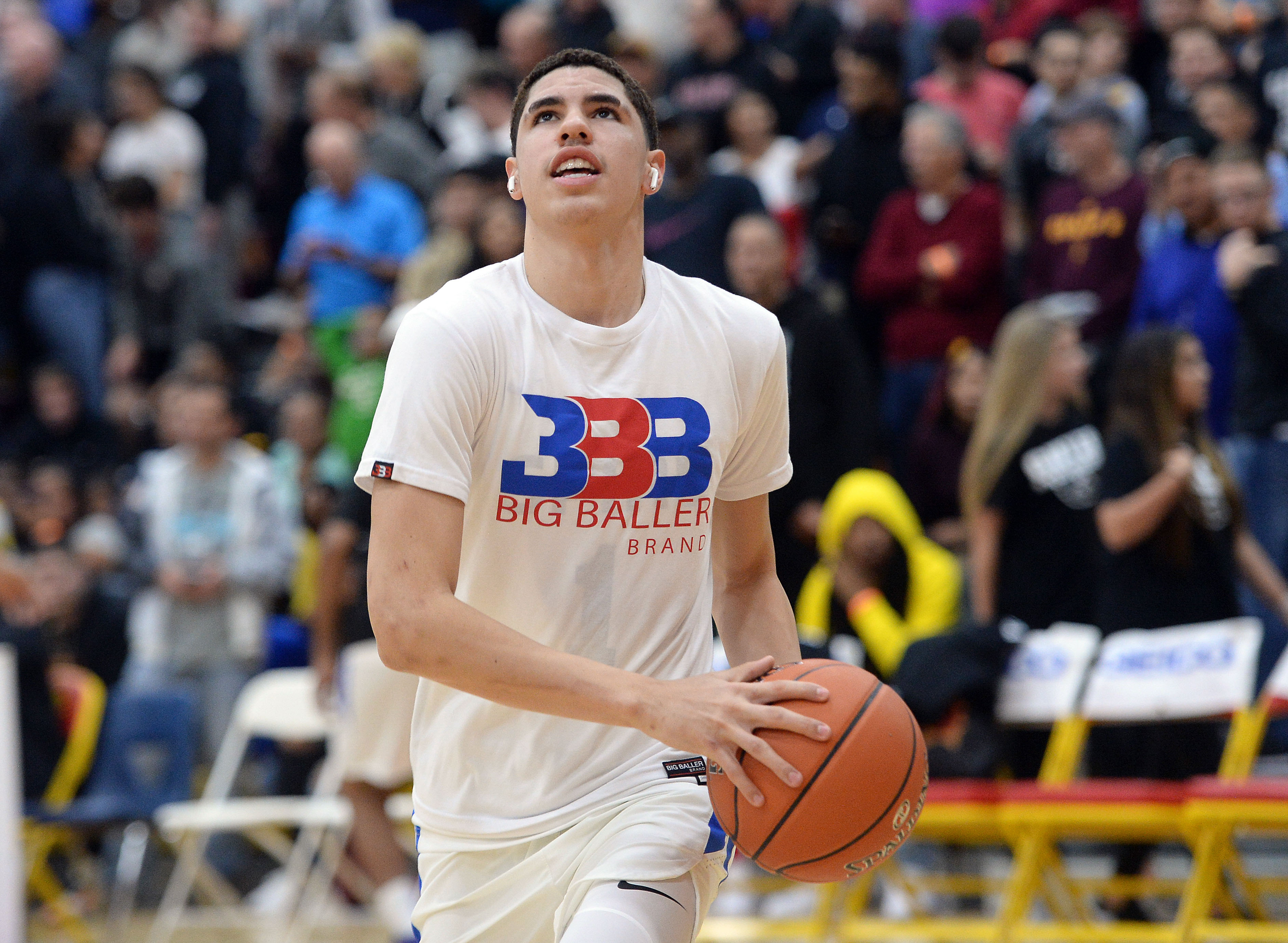Pistons Could Move up to Snag LaMelo Ball