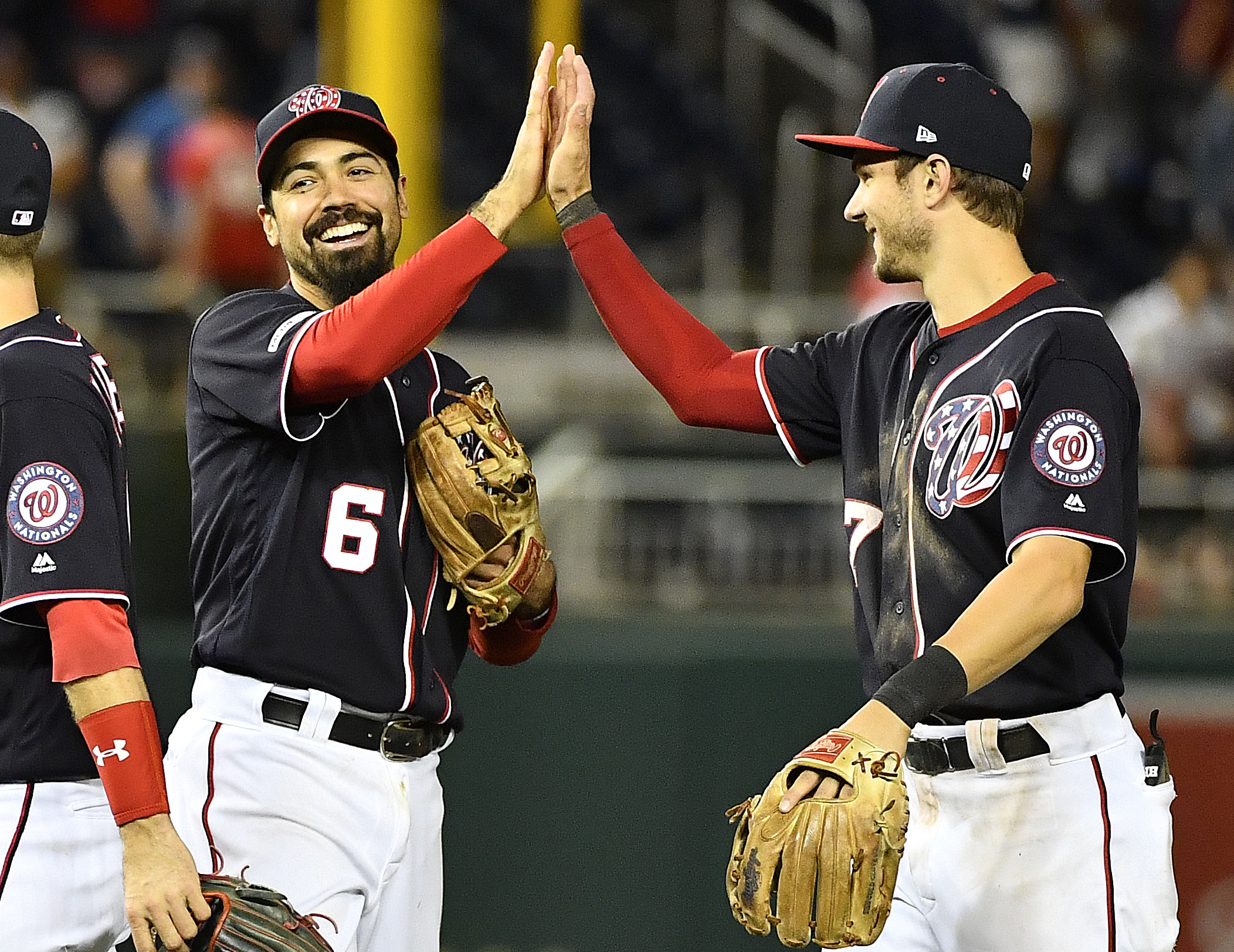 Trea Turner has fan-like reaction to Anthony Rendon leaving Nationals