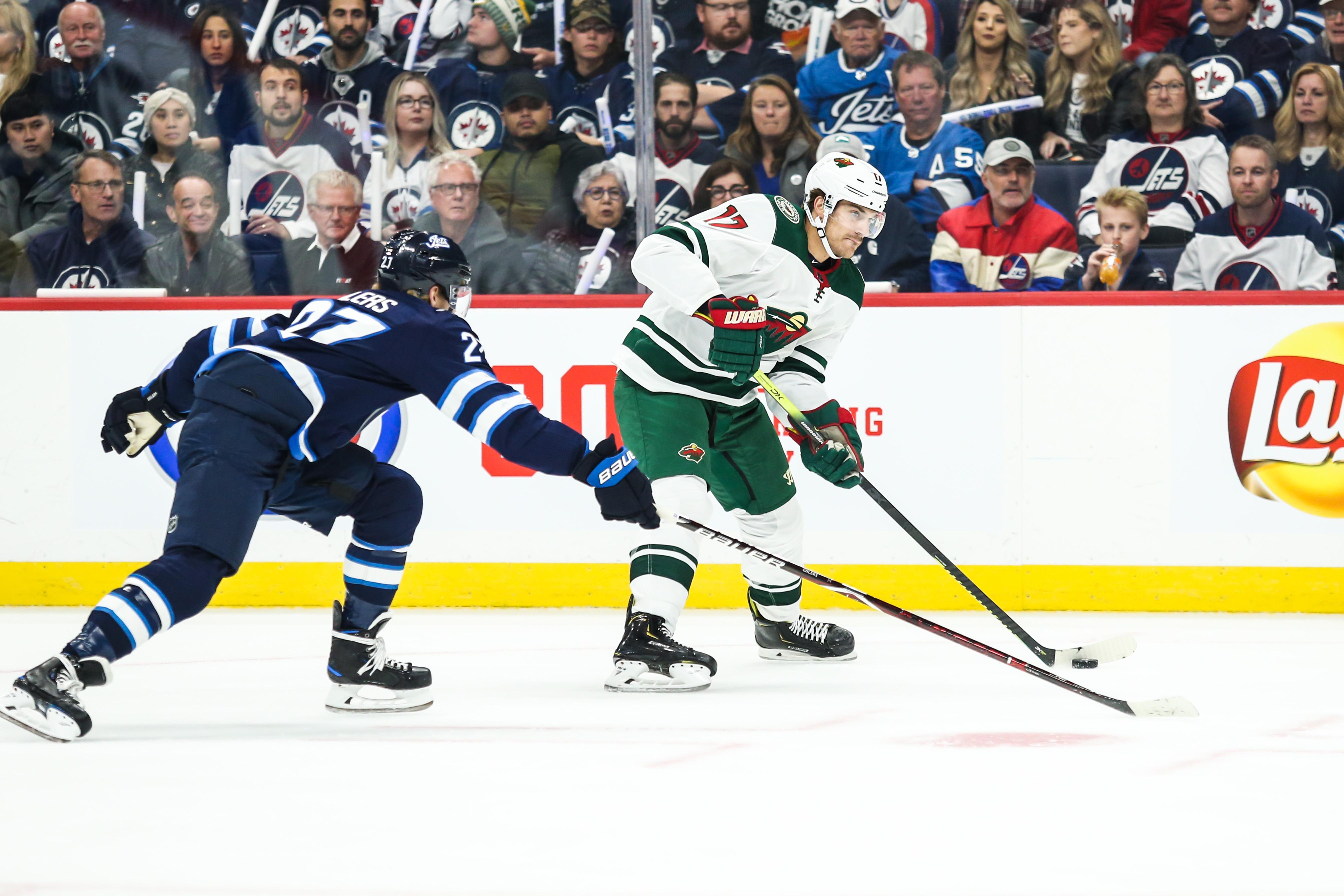 Game Preview: Minnesota Wild vs. Winnipeg Jets  12/21/19 @ 1:00PM CST at Xcel Energy Center