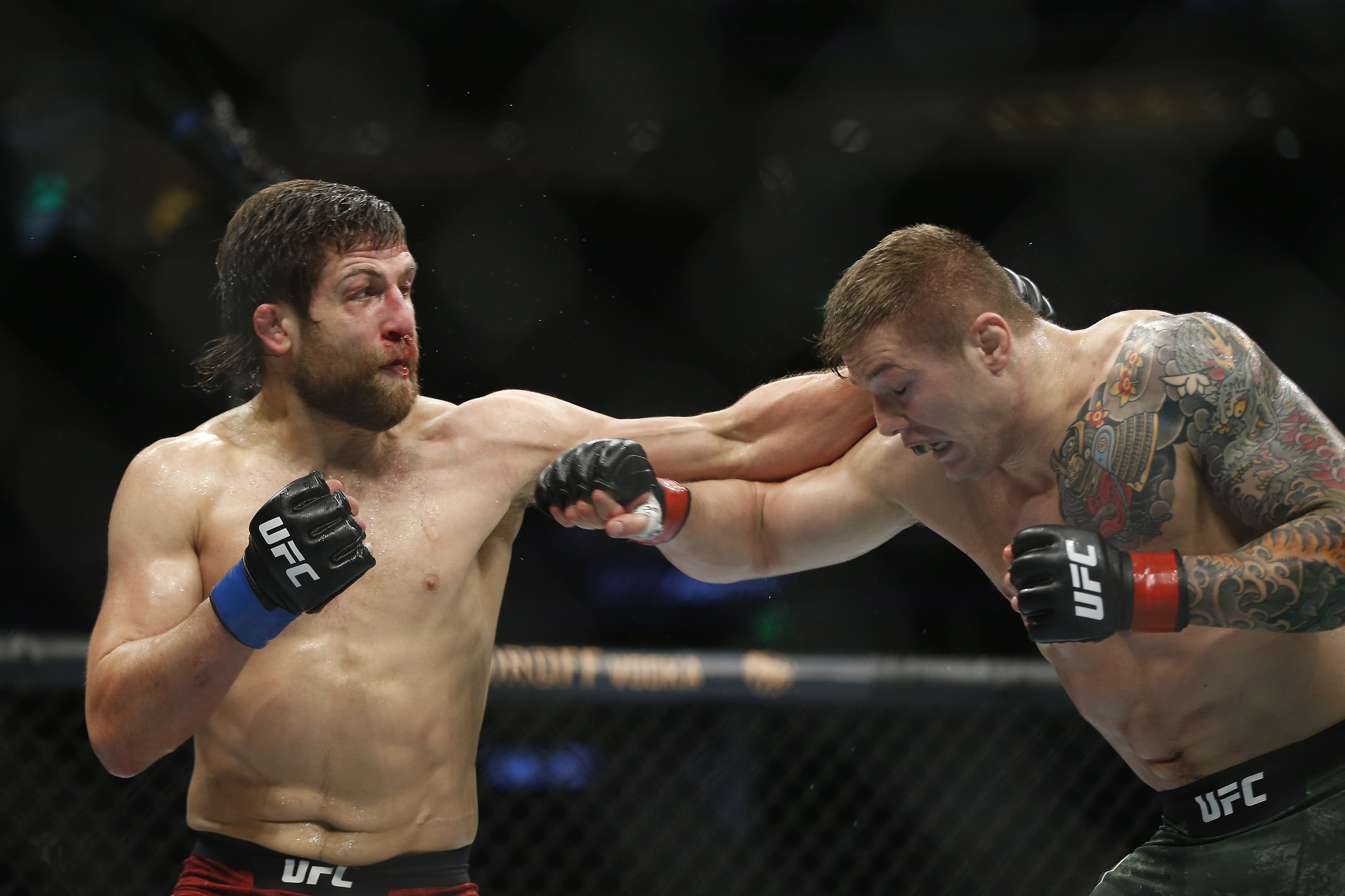 UFC 257 DraftKings DFS Fantasy Picks