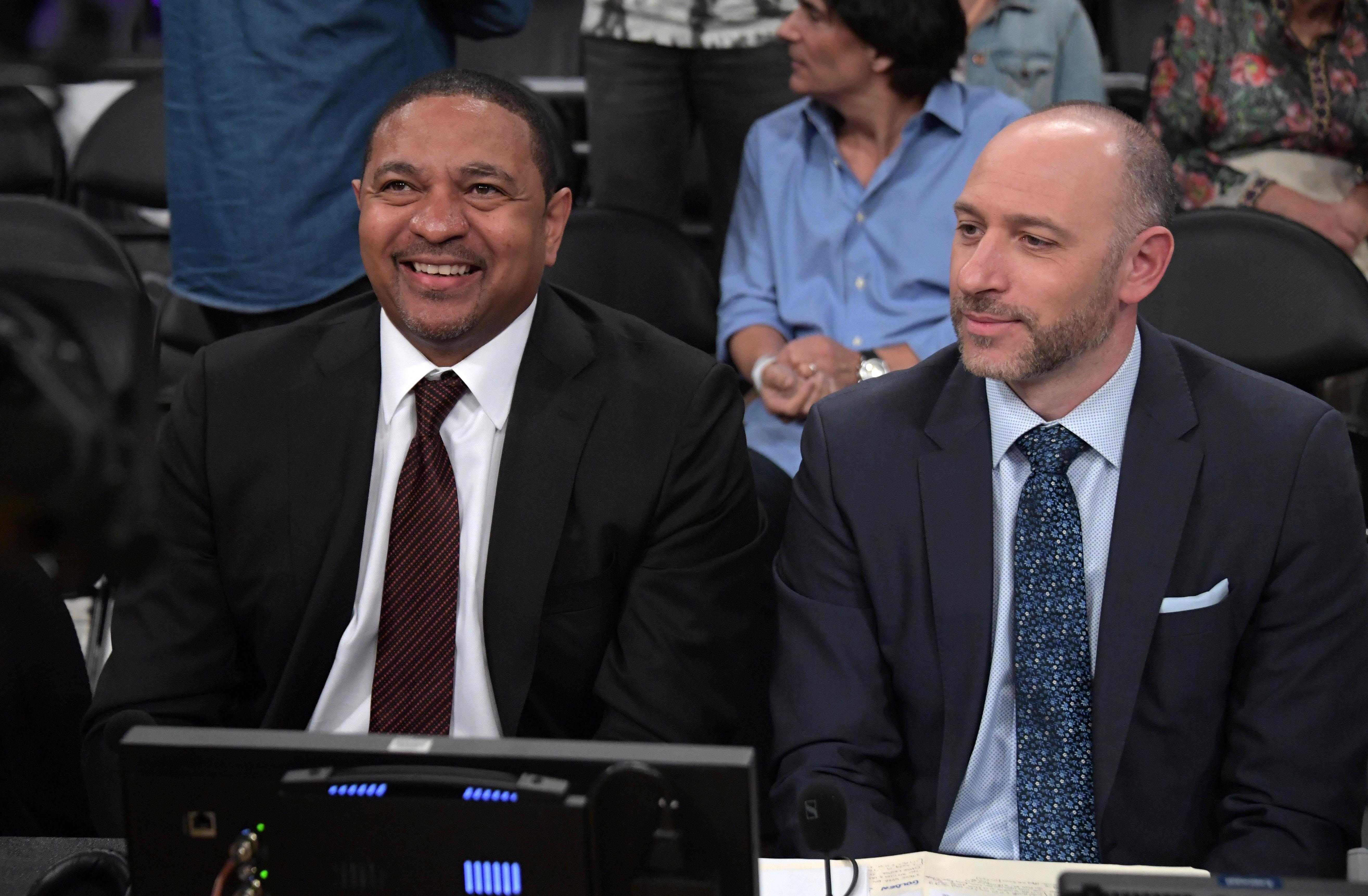 Jeff Van Gundy, Mark Jackson in mix for Knicks head coaching job