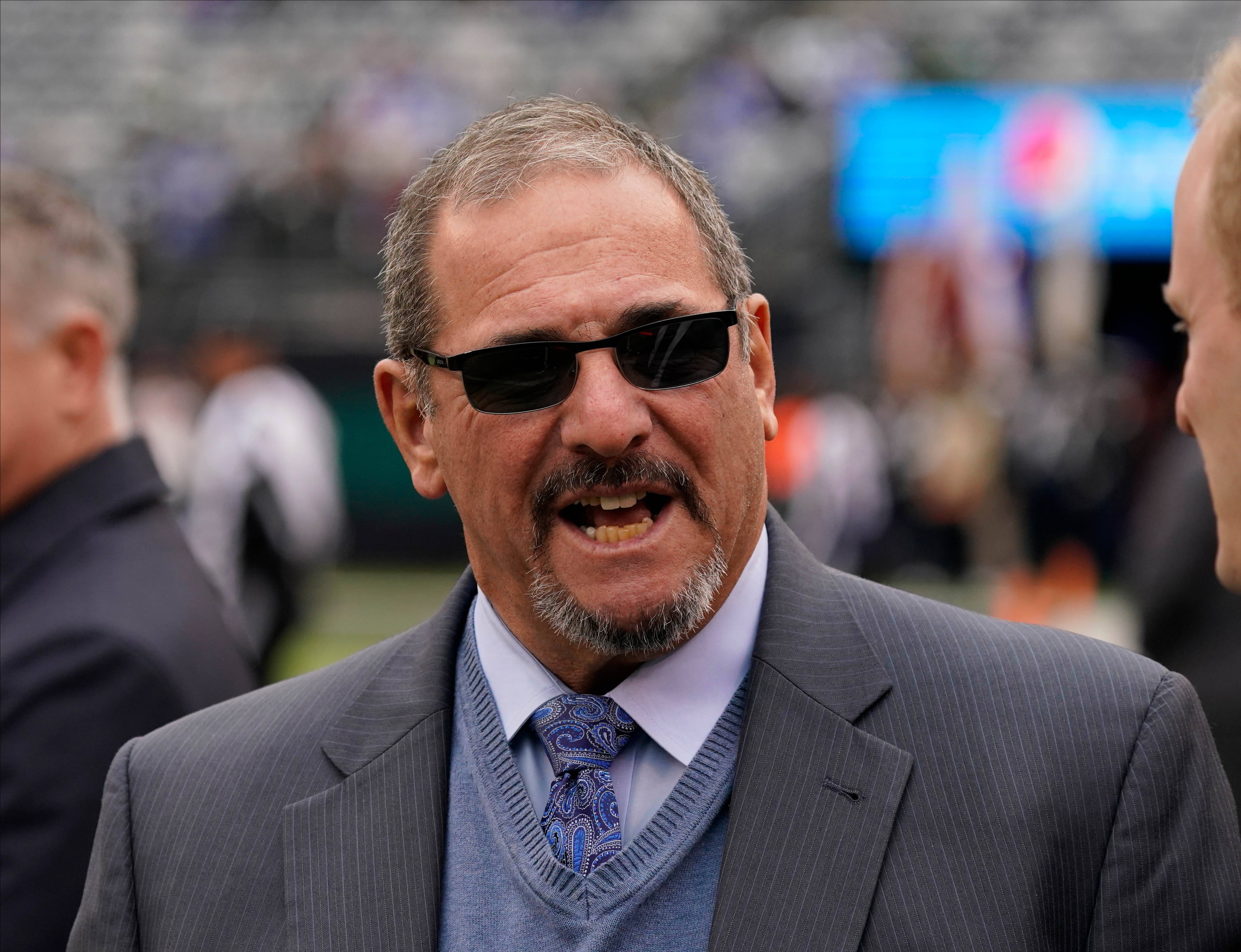 Dave Gettleman shares details on Giants scouting department's shift toward analytics