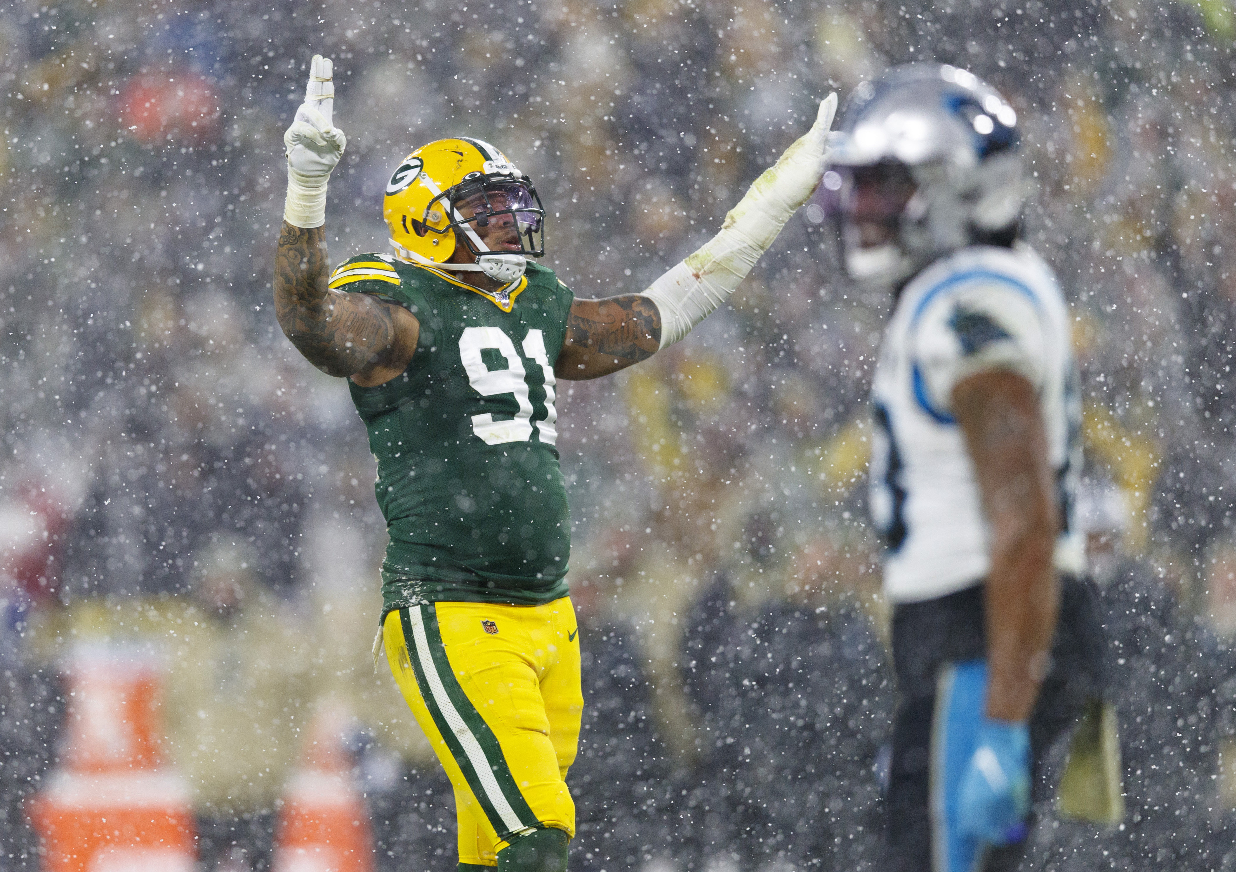 Five Packers Who Have Exceeded Expectations This Season
