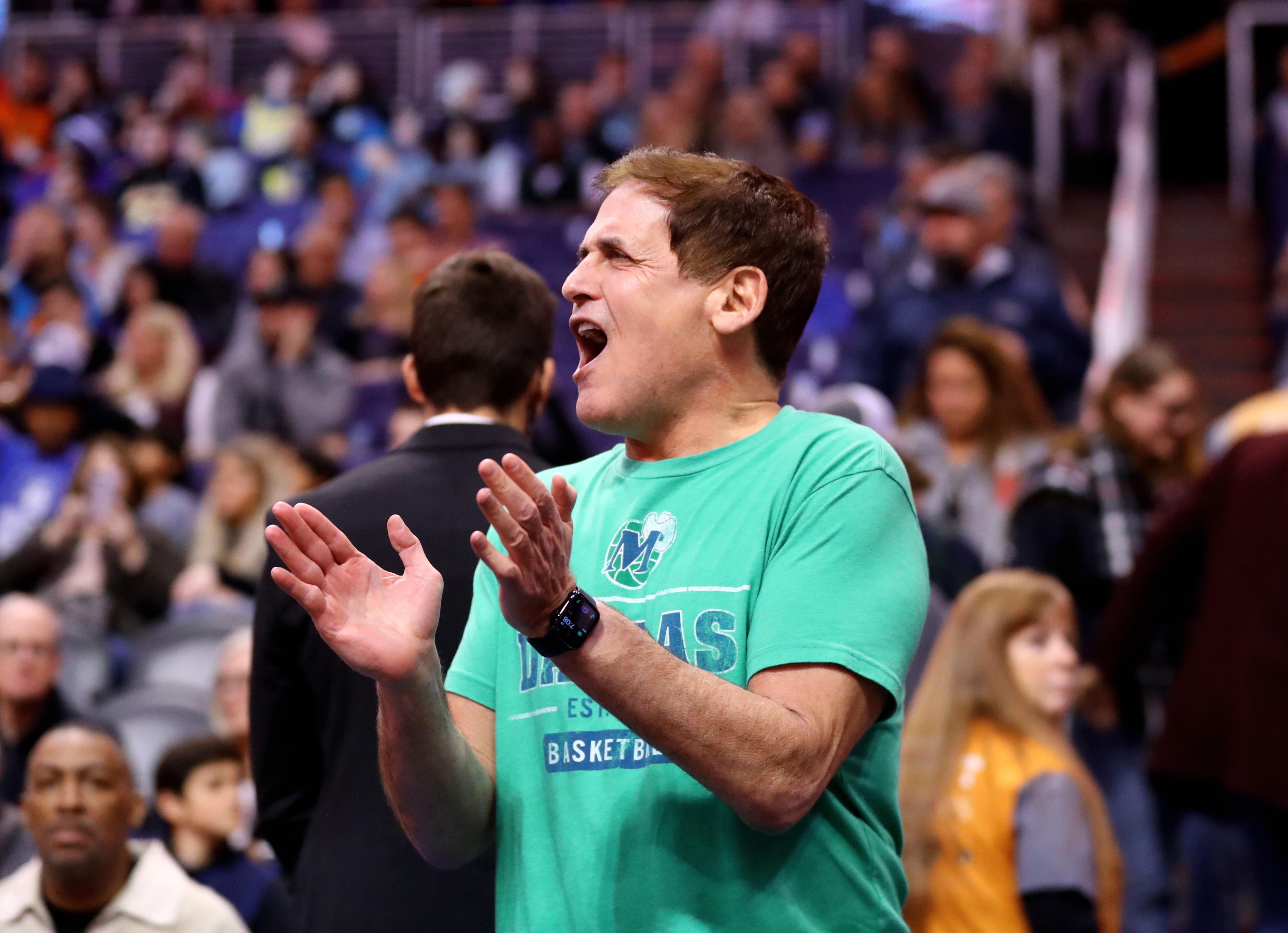 Mark Cuban criticizes NBA over in-season tournament plan