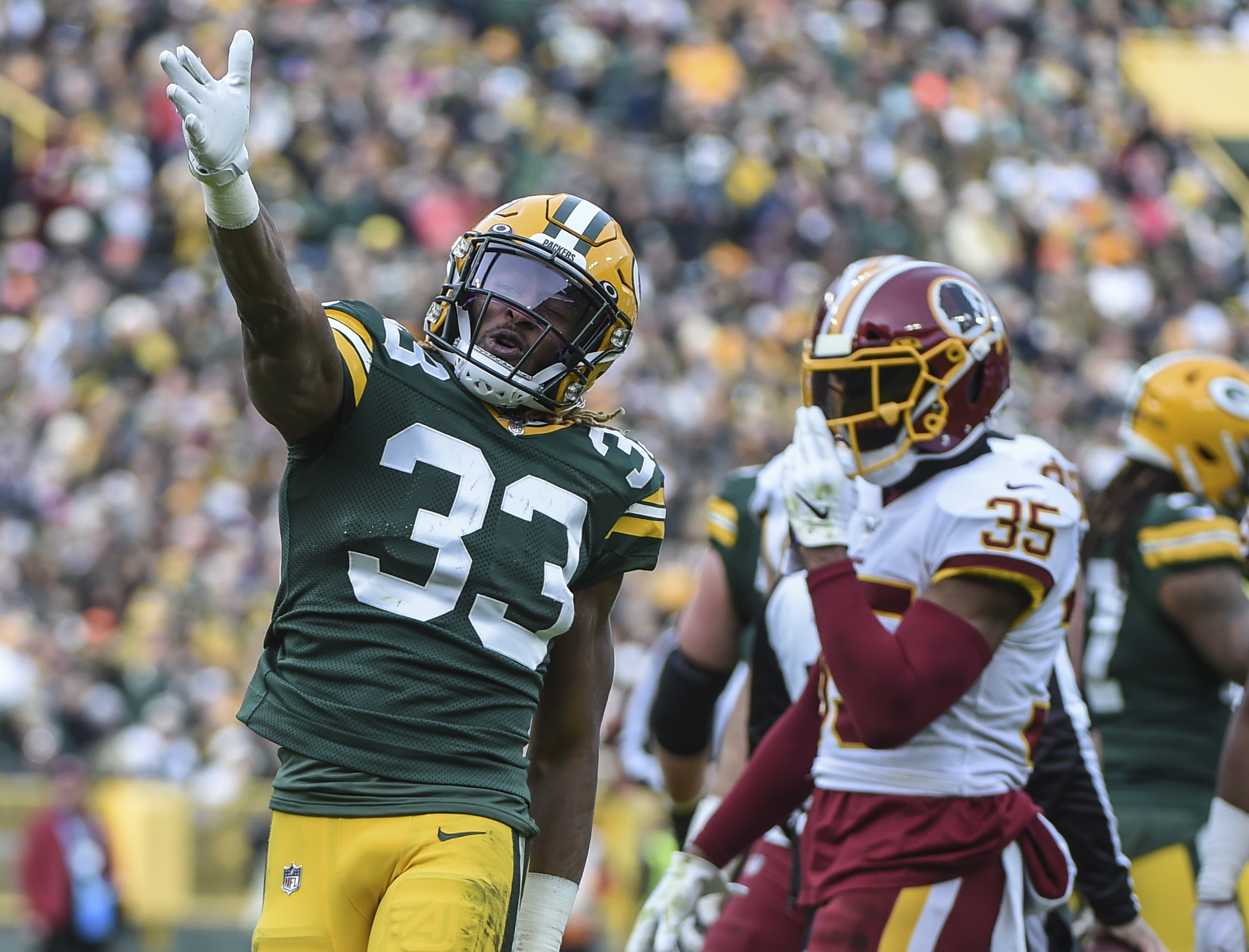 Ten Things We Learned from the Packers 20-15 Win Over Washington