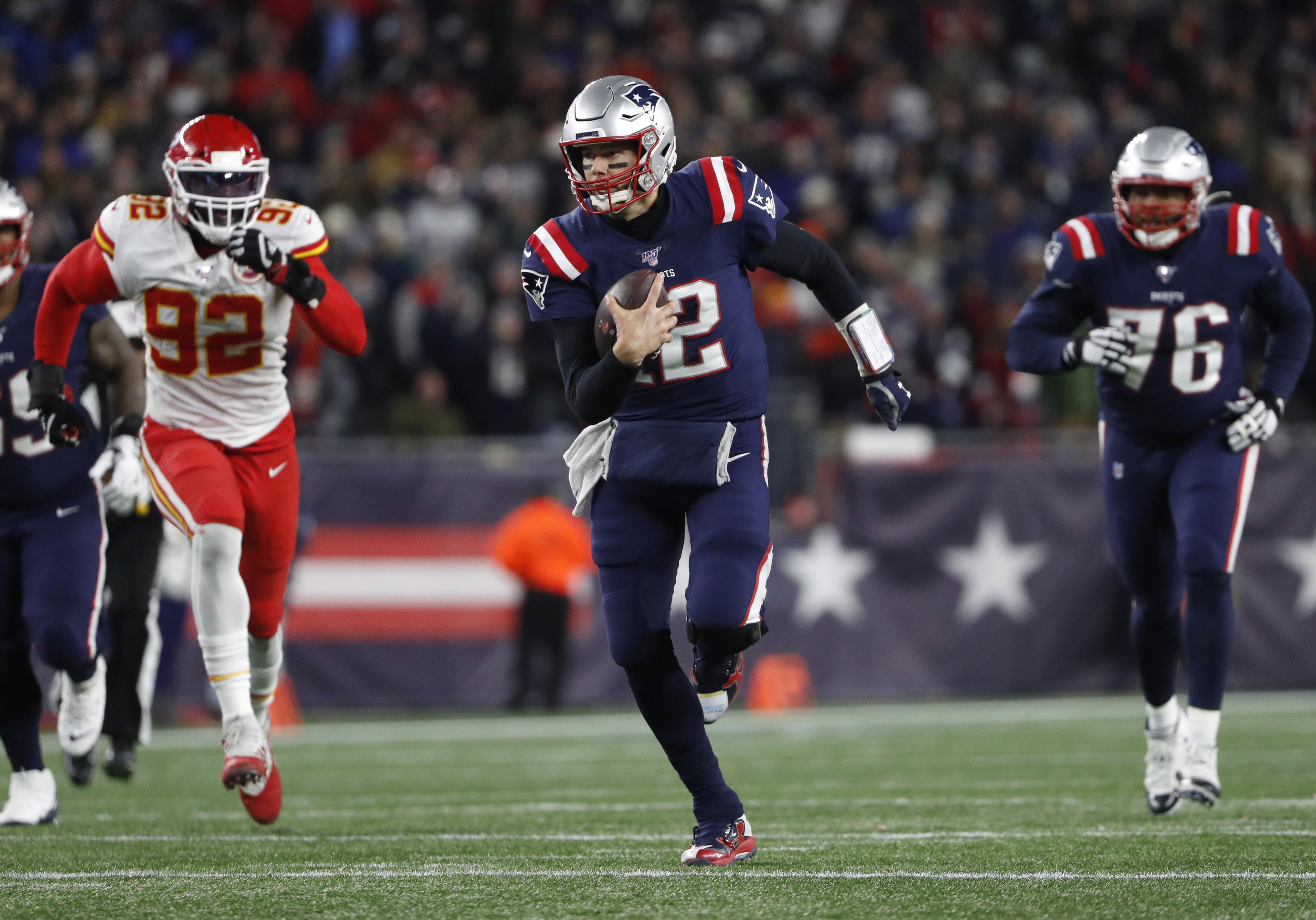 Top 5 Destinations for Tom Brady