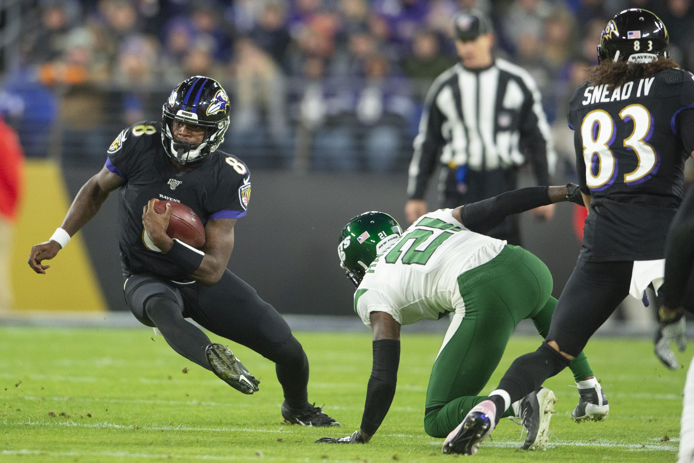 Insane rumor about Lamar Jackson's future with Ravens