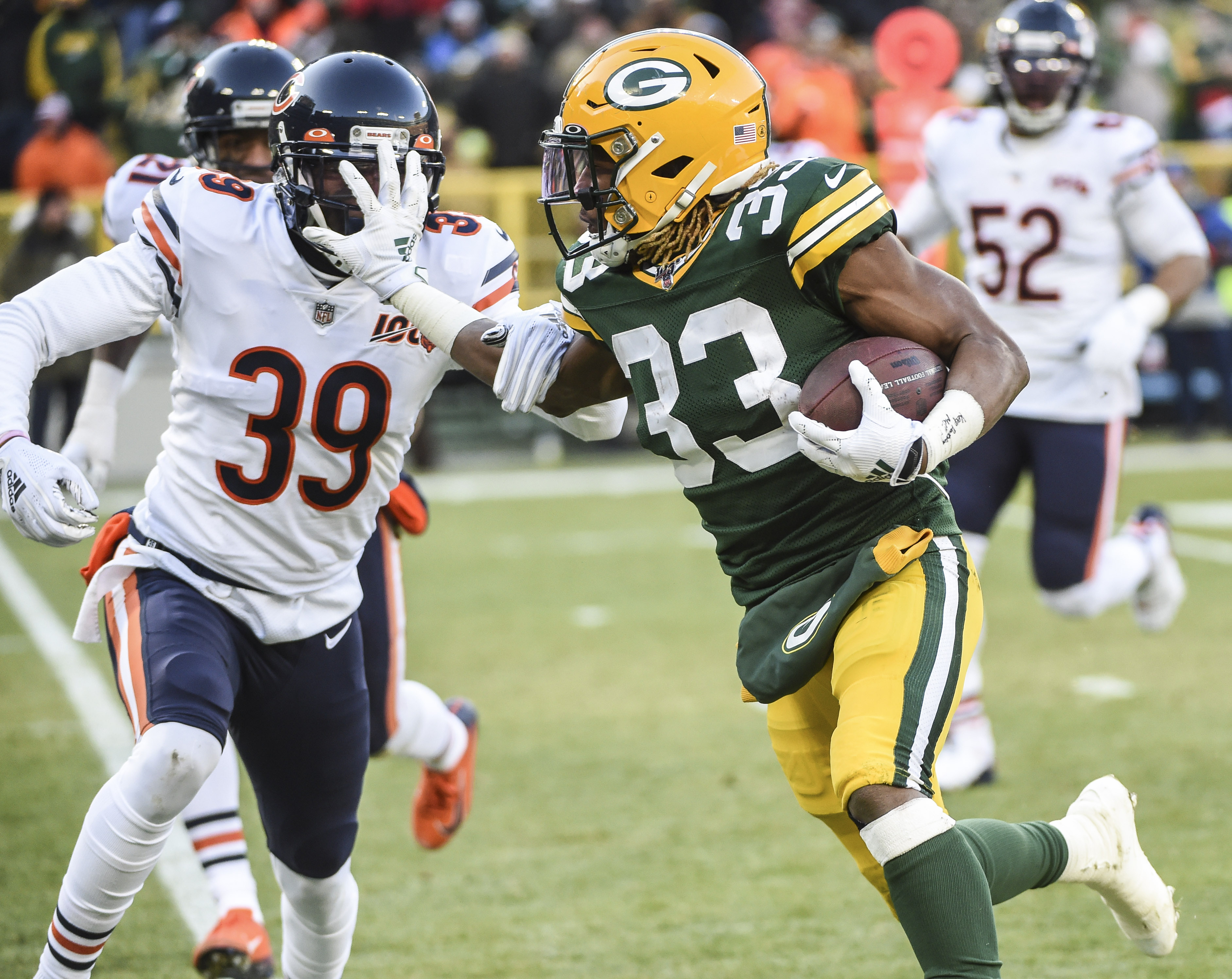Ten Things We Learned from the Packers 21-13 Win Over the Bears