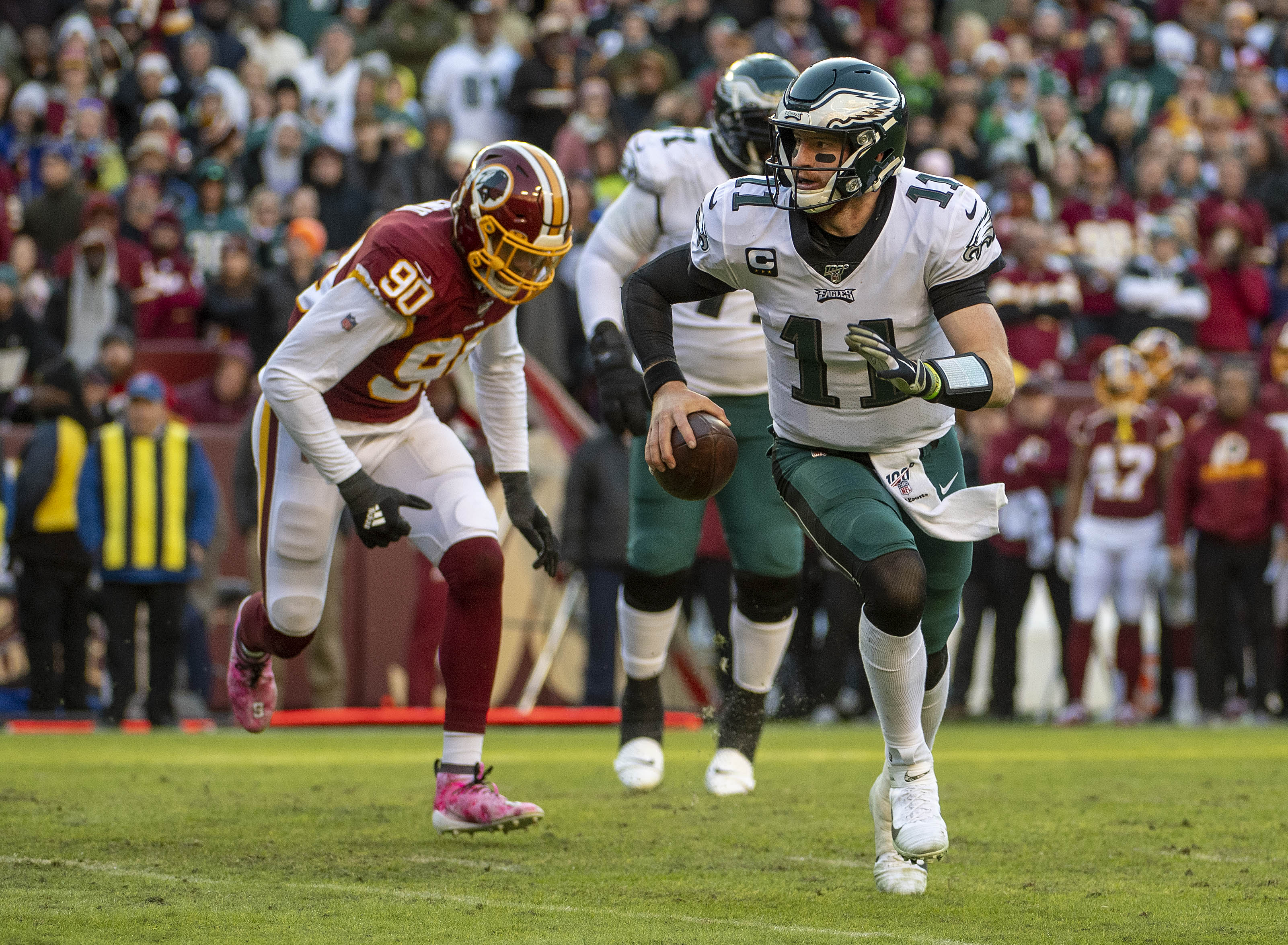 Spoiled Eagles fans boo-hoo over QB uncertainty