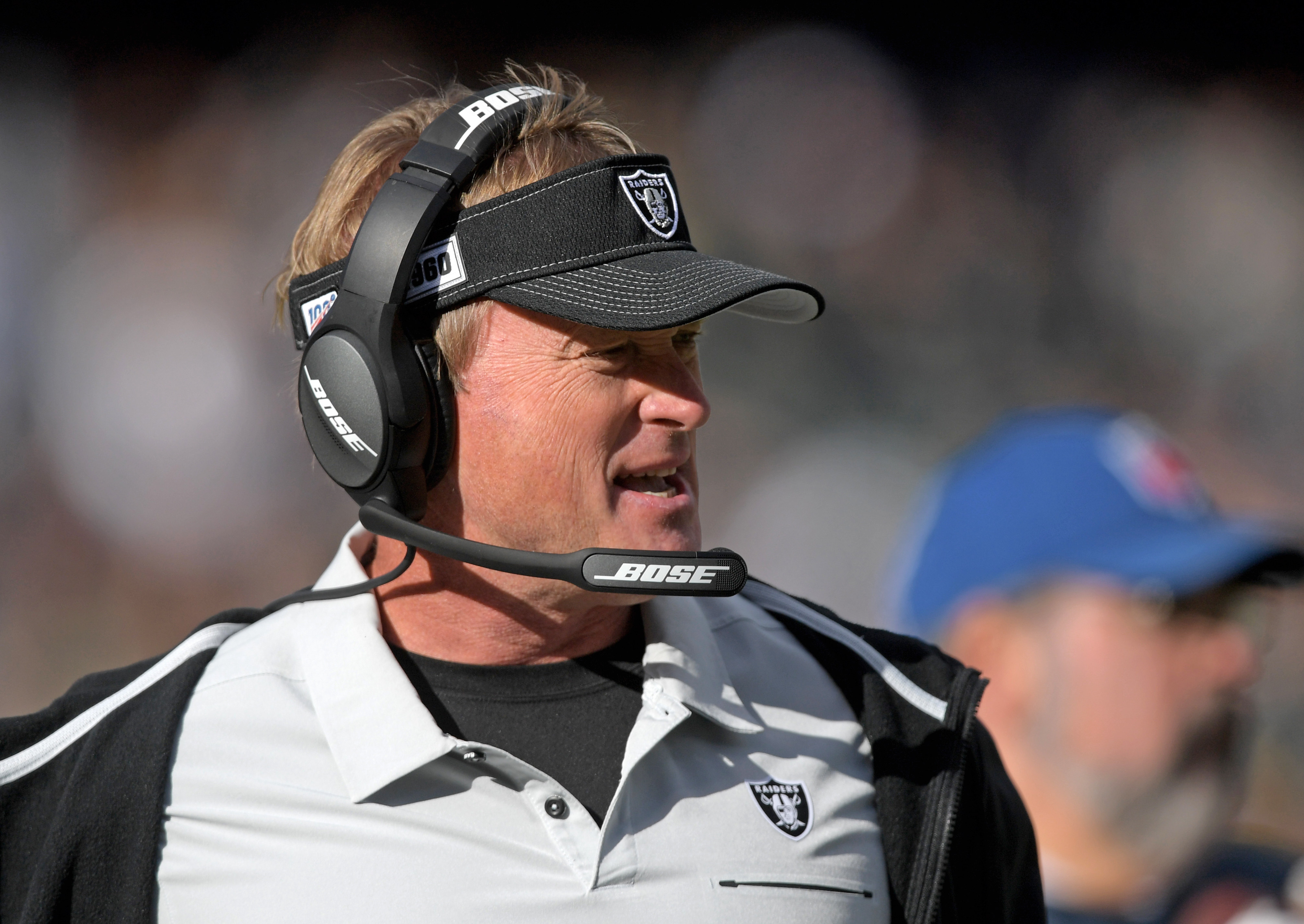 Raiders rumors indicate Jon Gruden looking to move on from Derek Carr