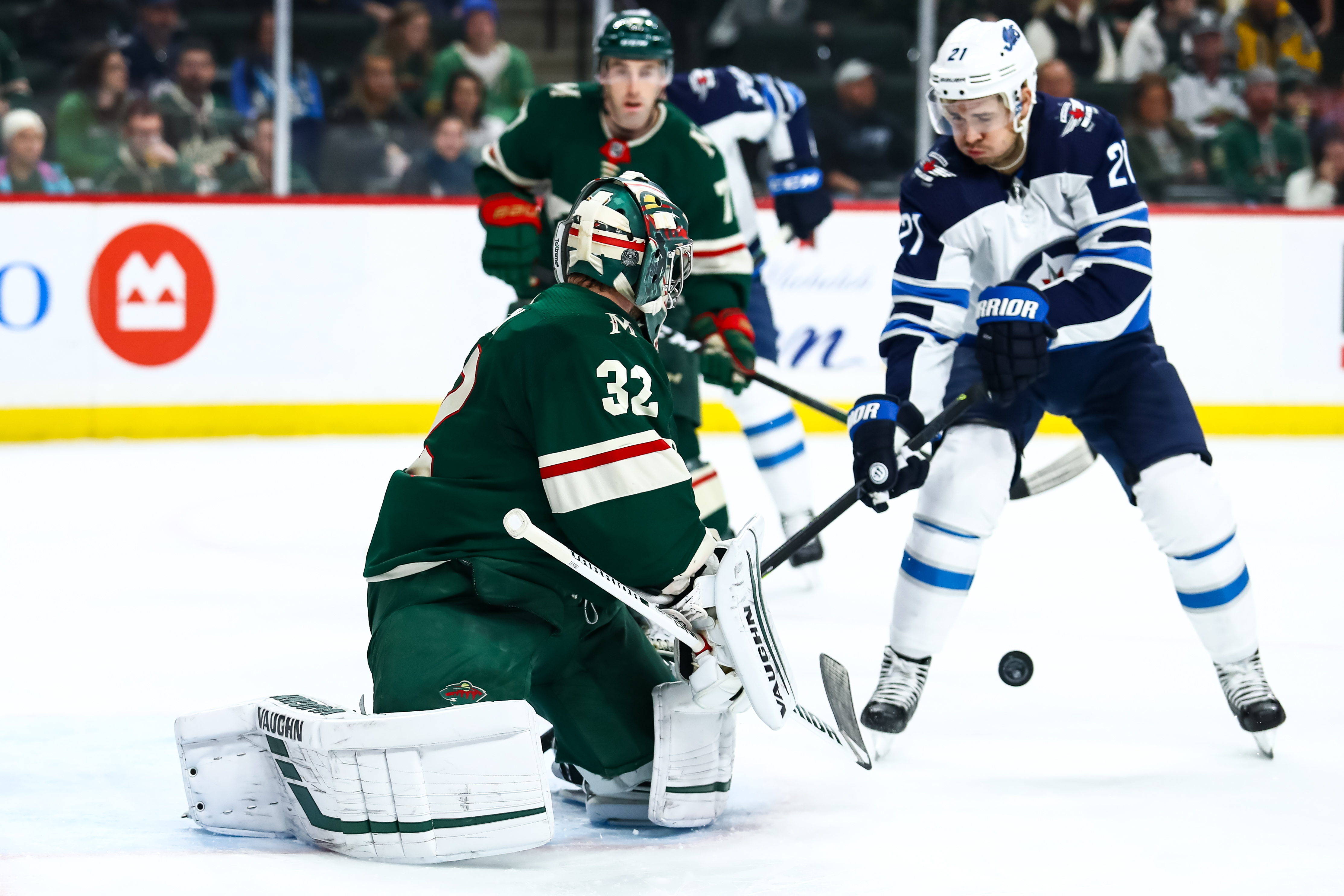 Eric Staal Delivers in Overtime as Wild Prevail 3-2 Over Winnipeg