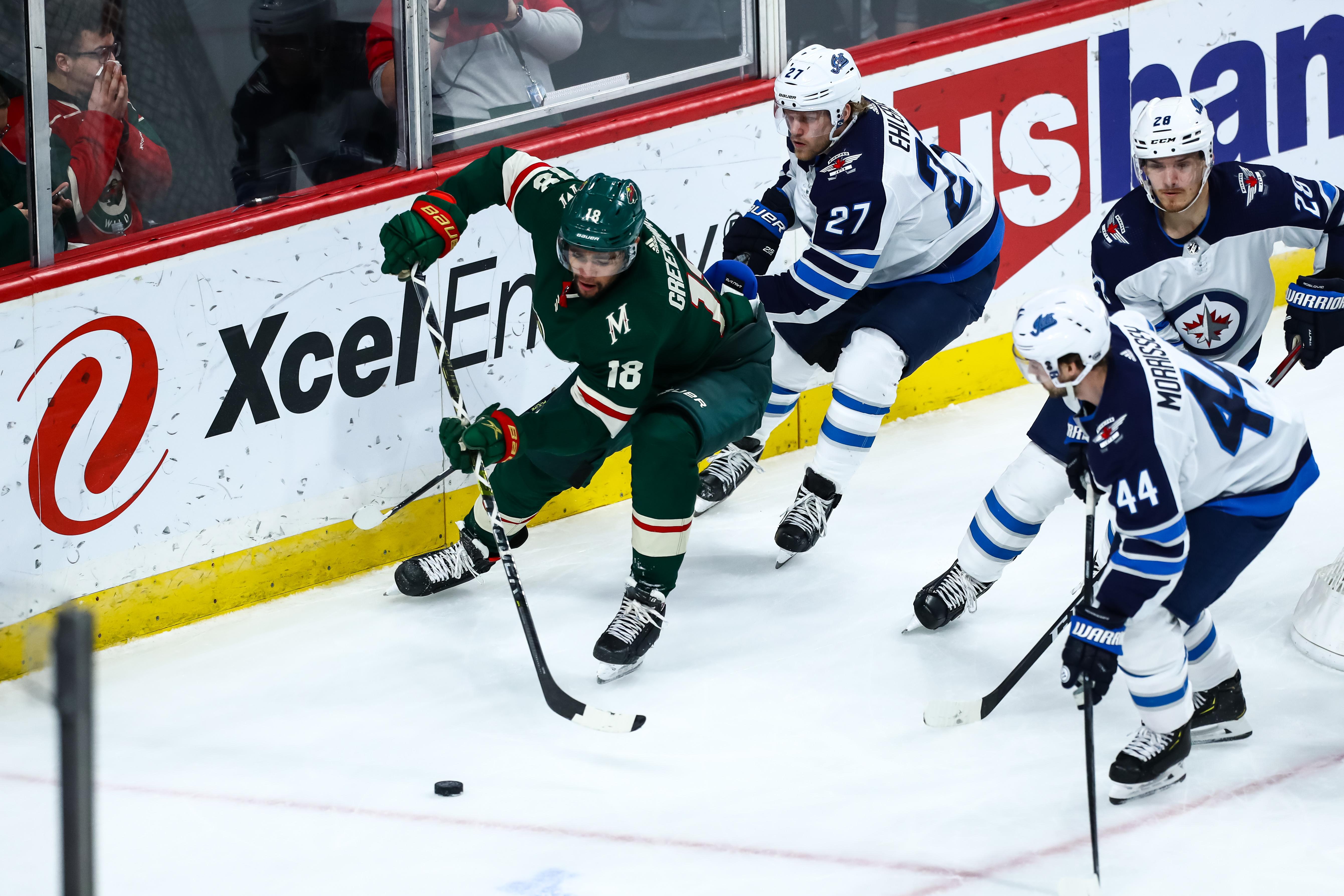 Game Preview: Minnesota Wild vs. Winnipeg Jets 1/4/19 @ 1:00PM CST at Xcel Energy Center