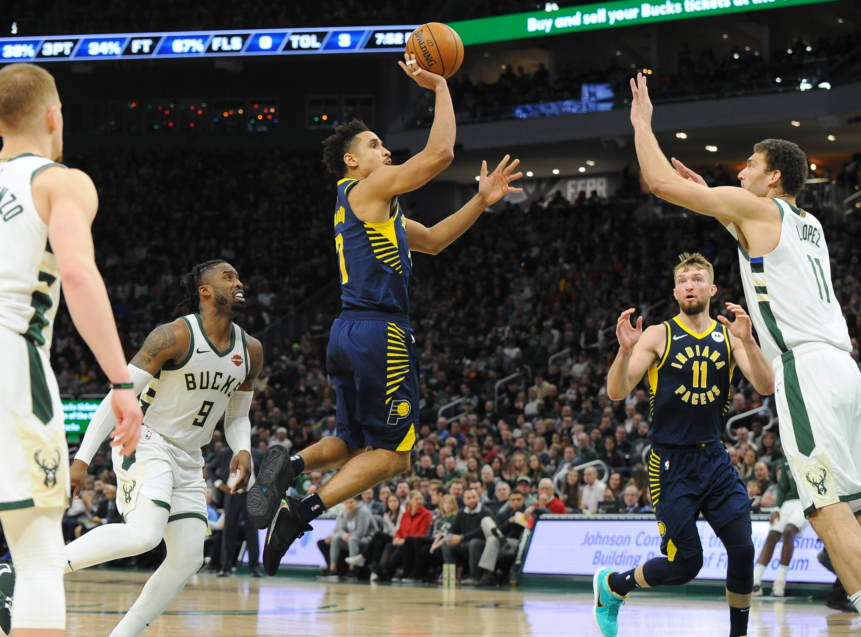 Malcolm Brogdon takes shot at Bucks for undervaluing him