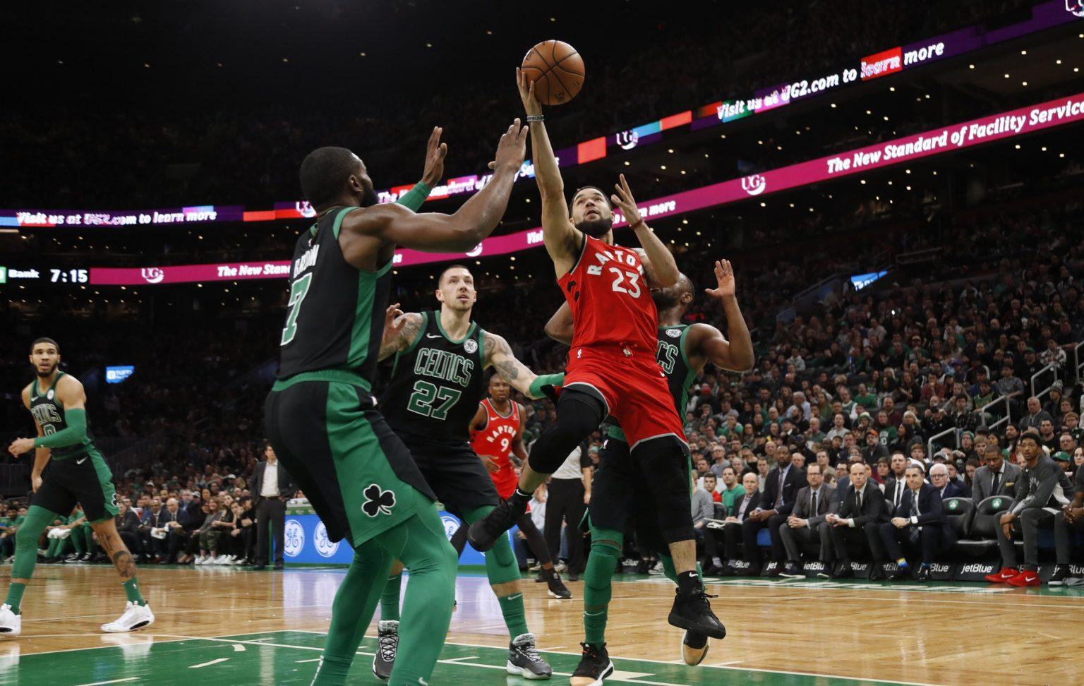 Rapid Recap: Celtics demolished by vengeful Raptors