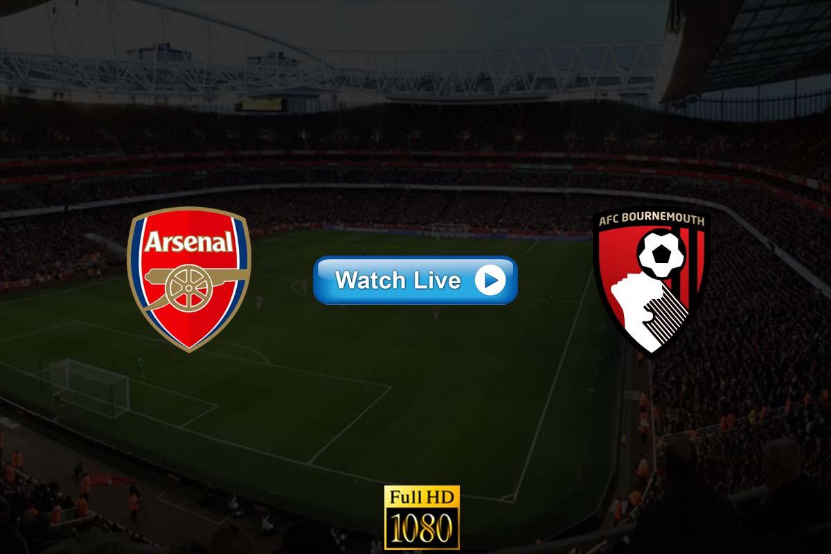 Arsenal vs Bournemouth Live Stream Reddit
