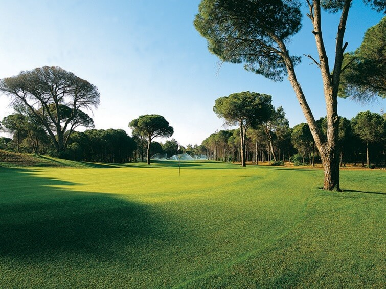 Best Golf Courses in Turkey
