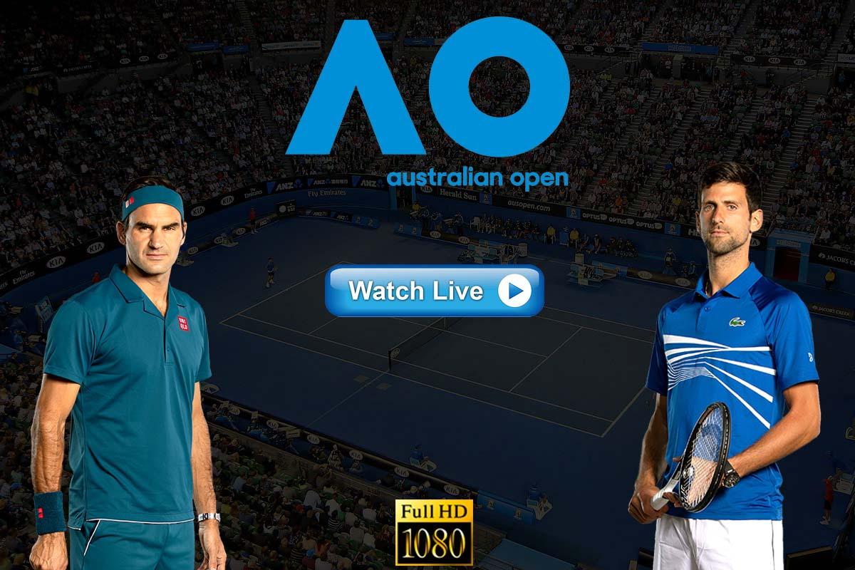 Federer vs Djokovic live streaming Reddit
