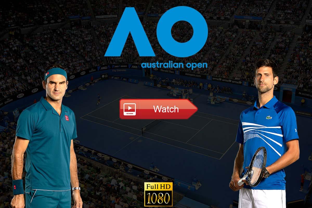 Federer vs Djokovic live stream Reddit