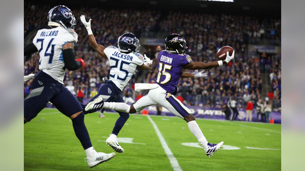 Crabtown letdown...Titans 28, Ravens 12