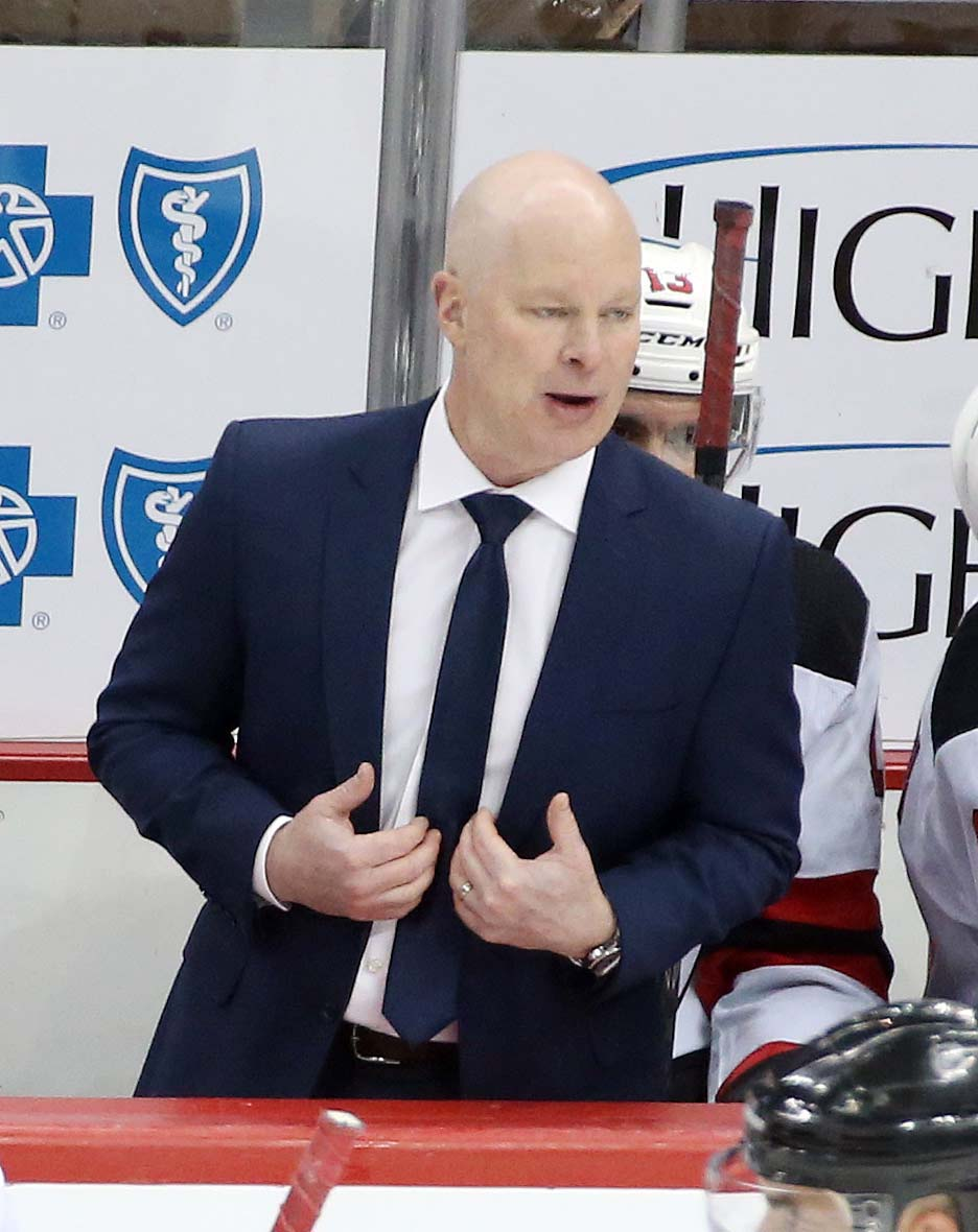 Nashville Predators name John Hynes new head coach