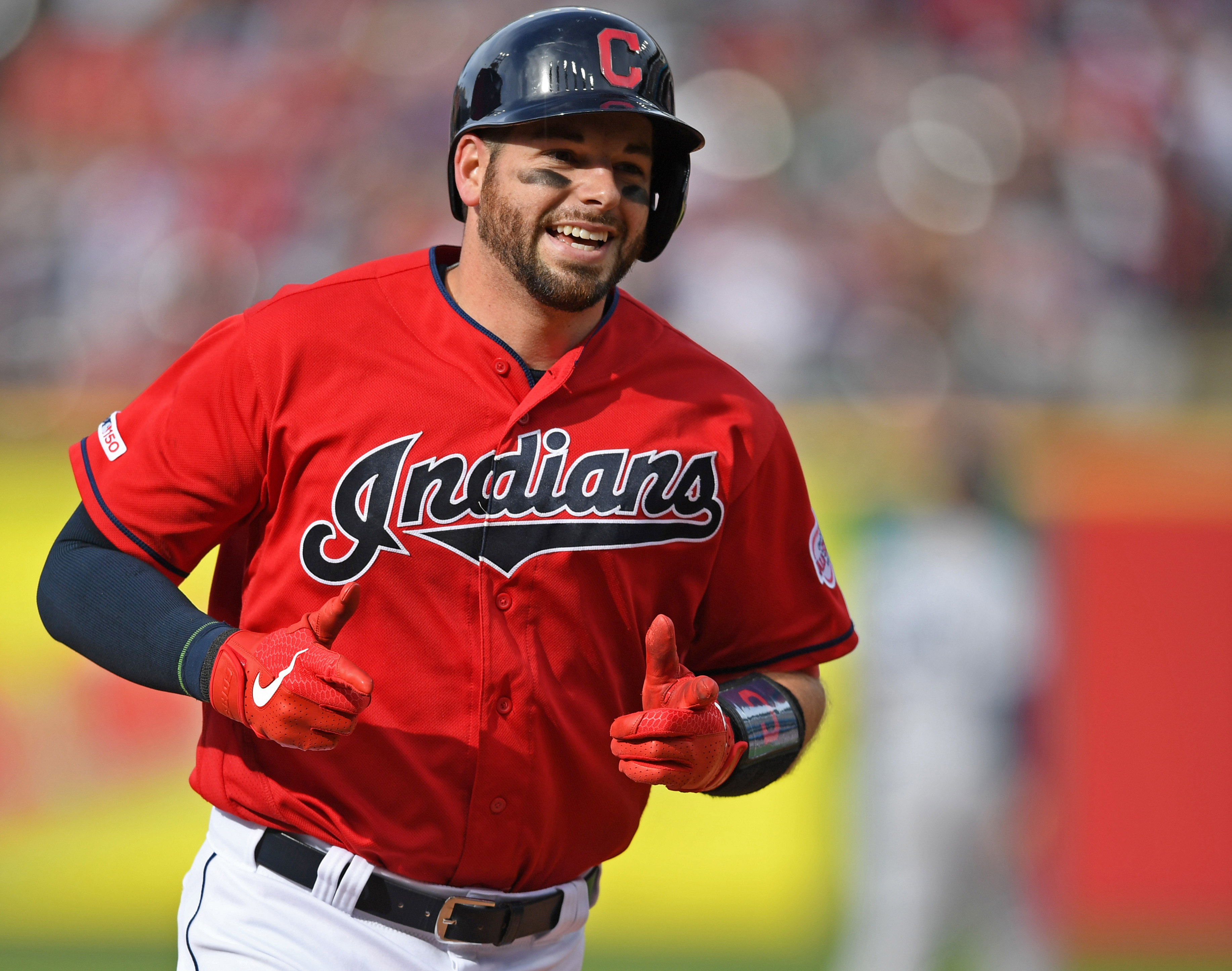 Red Sox sign catcher Kevin Plawecki from the Indians