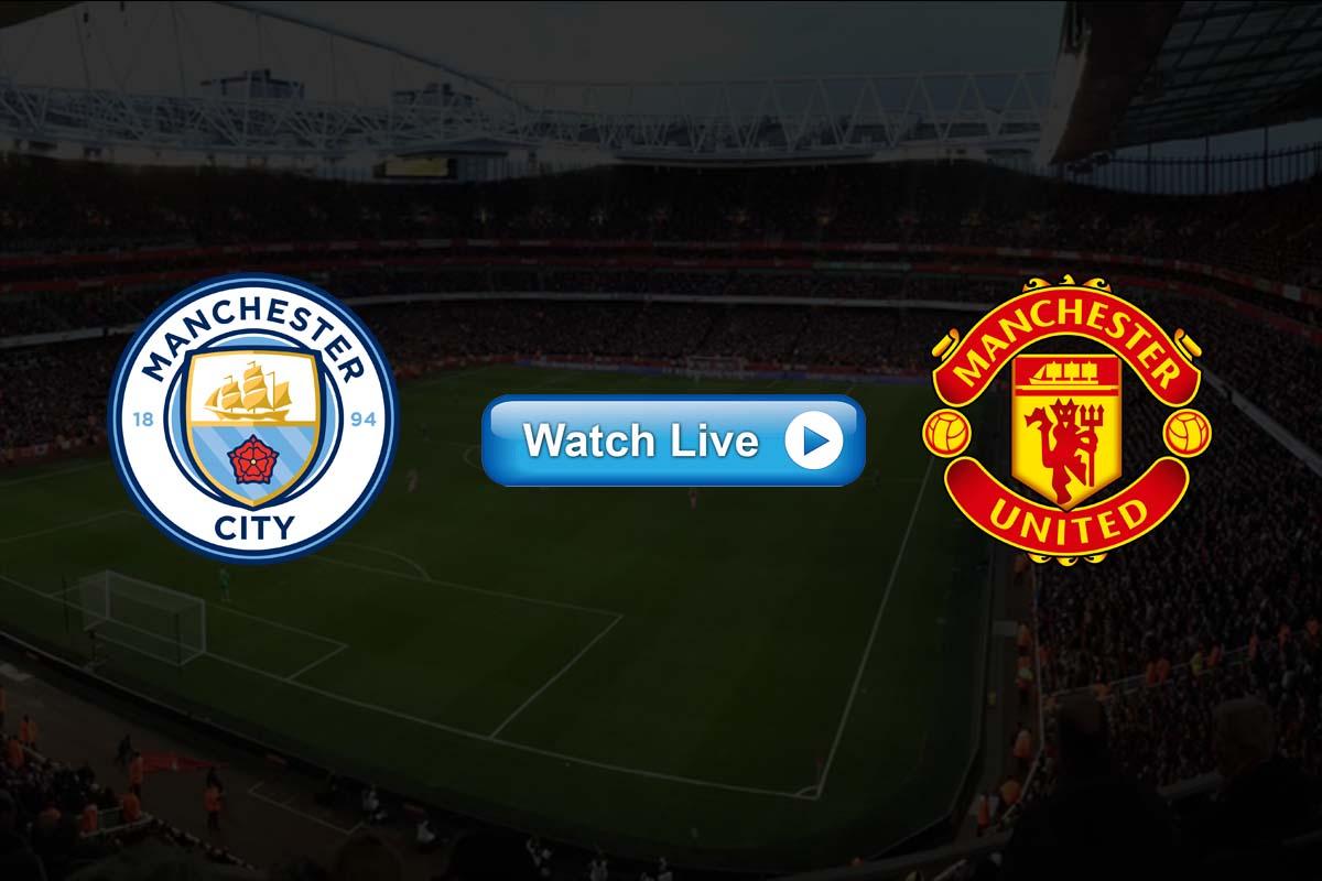 Manchester City vs Manchester United live stream Reddit