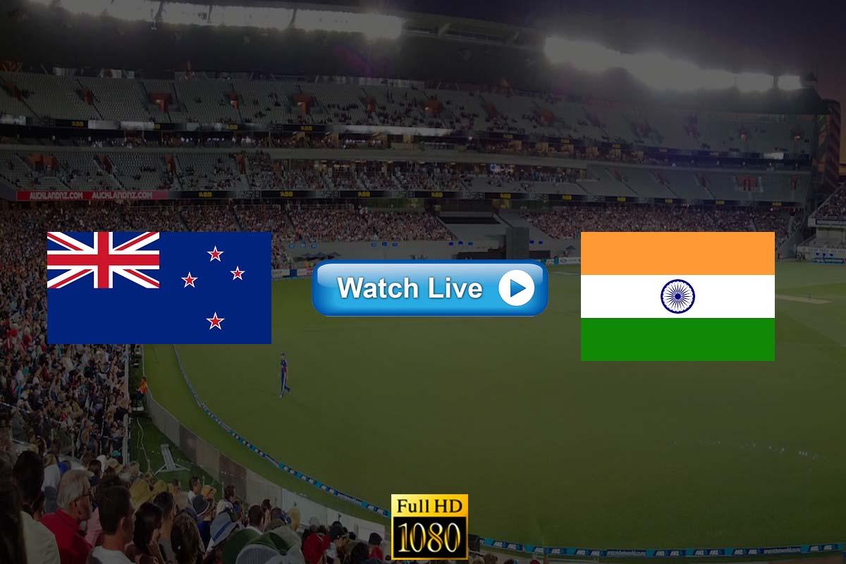 India vs New Zealand live streaming Reddit