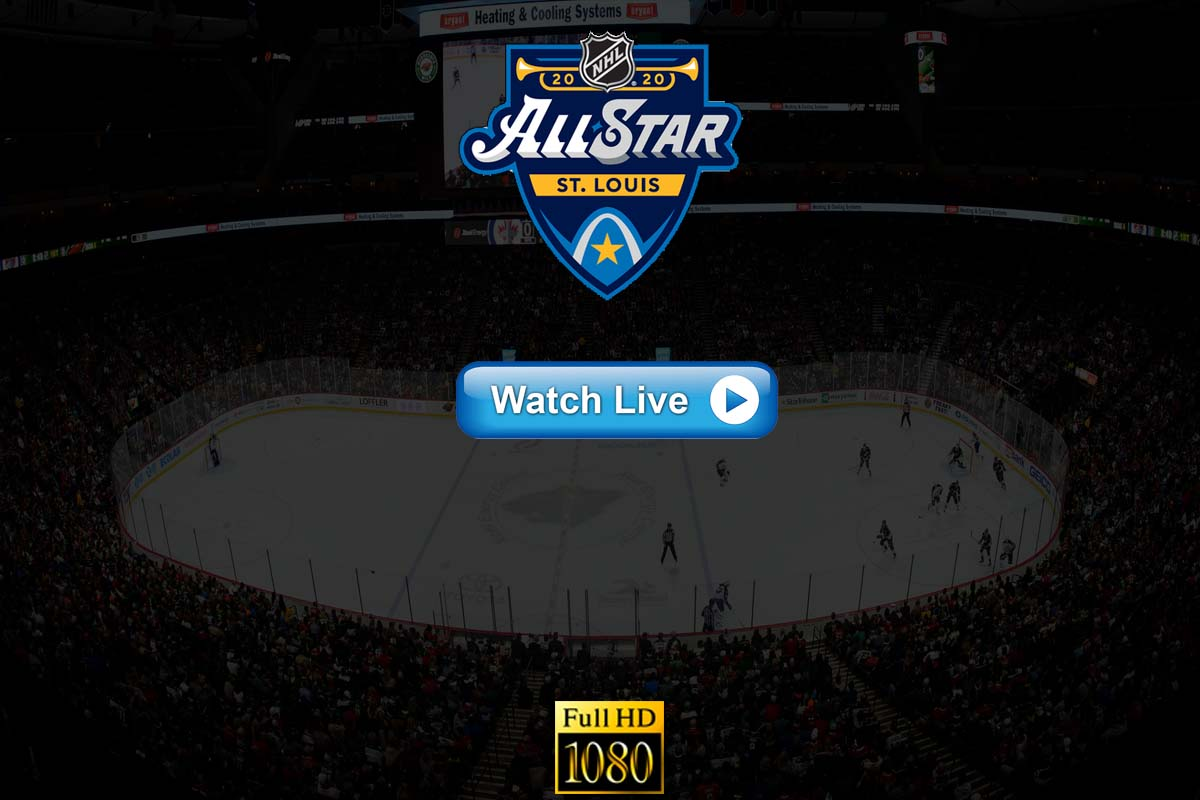 NHL All-Star Game live streaming Reddit