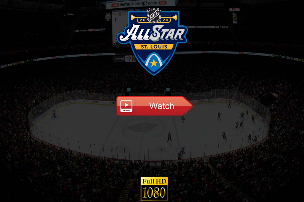 NHL All-Star Game live stream Reddit
