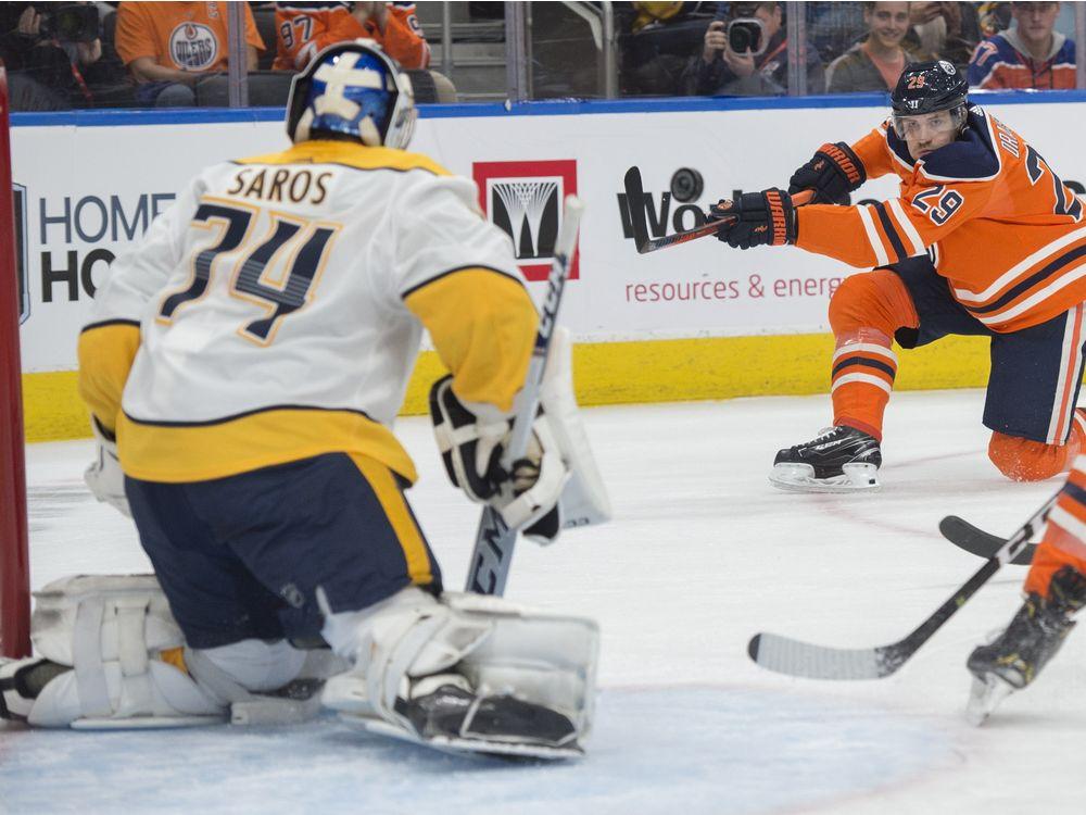 Oilers Gameday: Vs. Predators