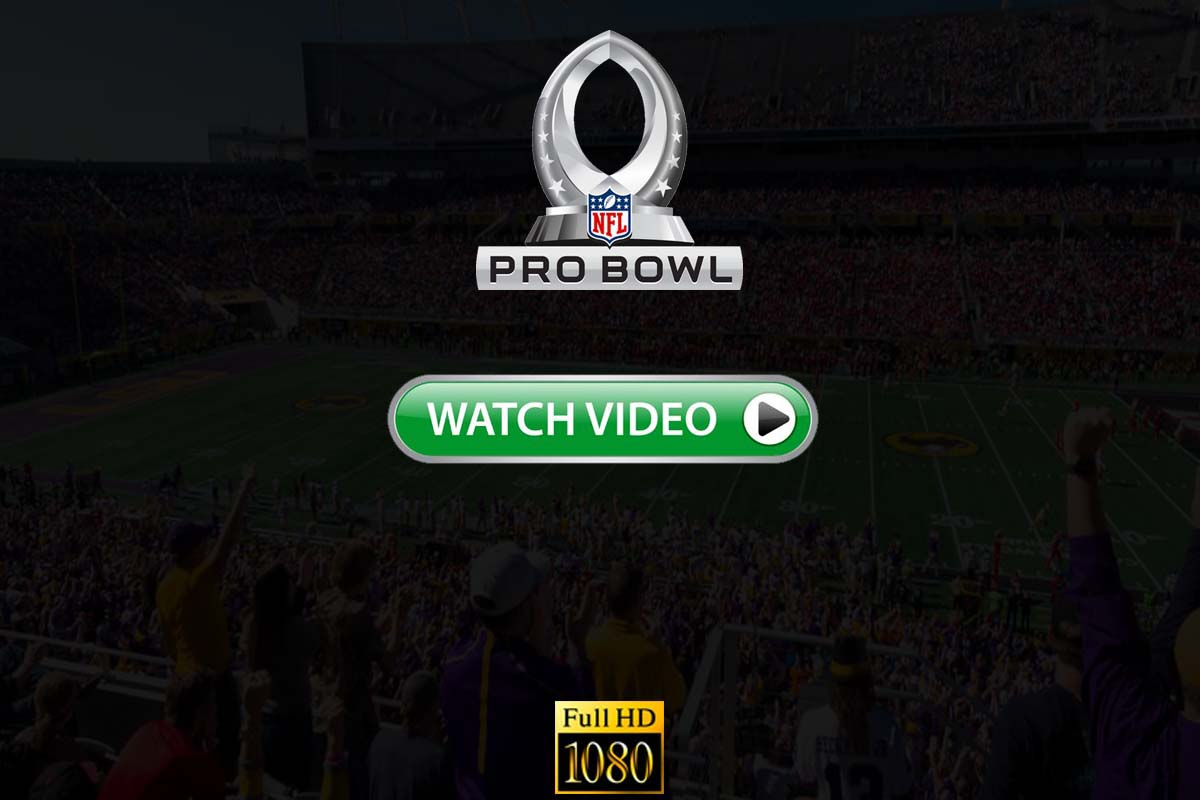 Pro Bowl 2020 live stream Reddit