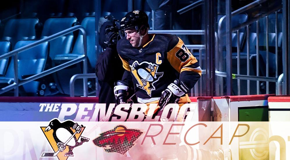 Recap 46: Crosby Gone Wild