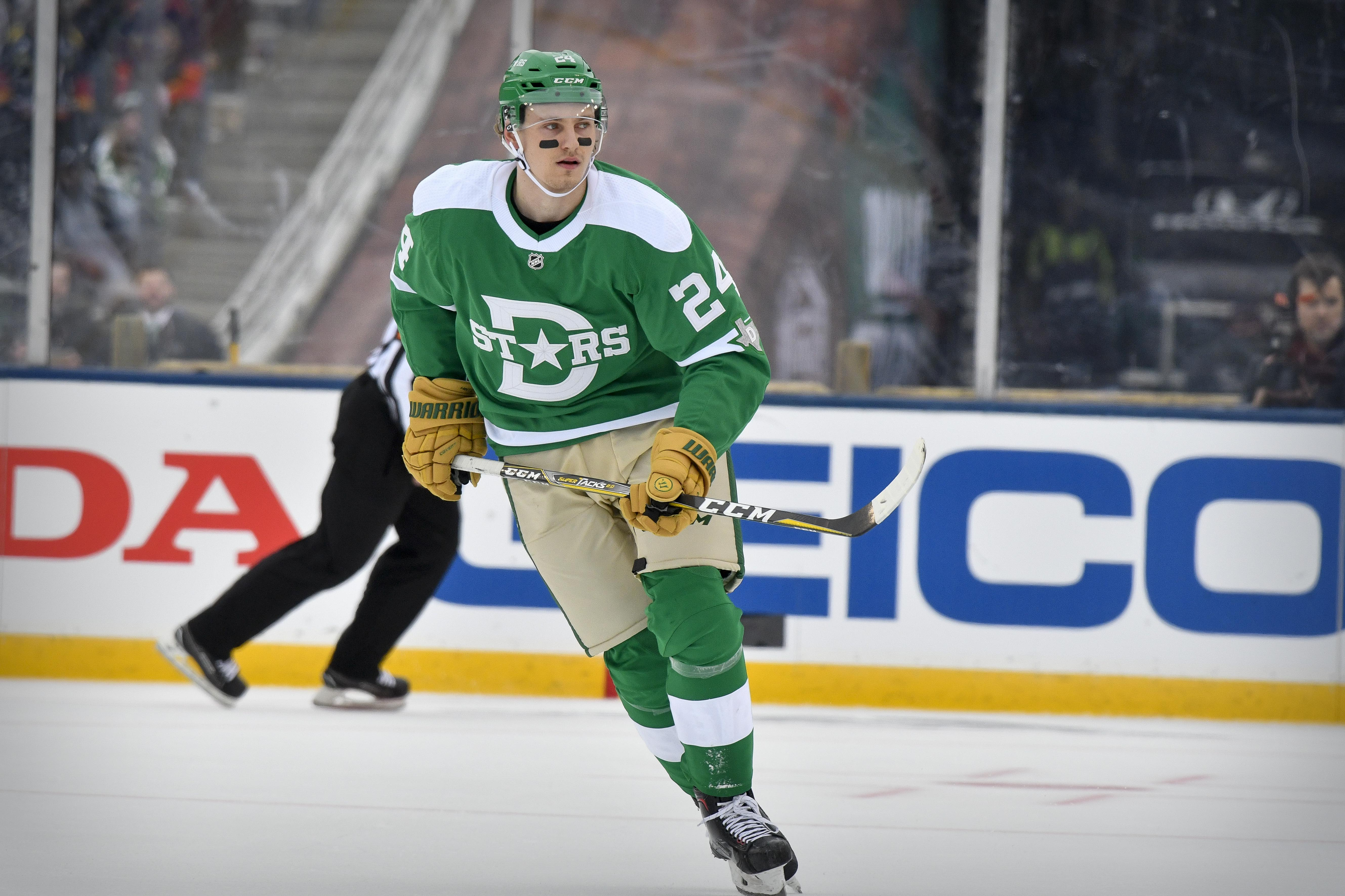 Dallas Stars are the hottest team in the Central Division