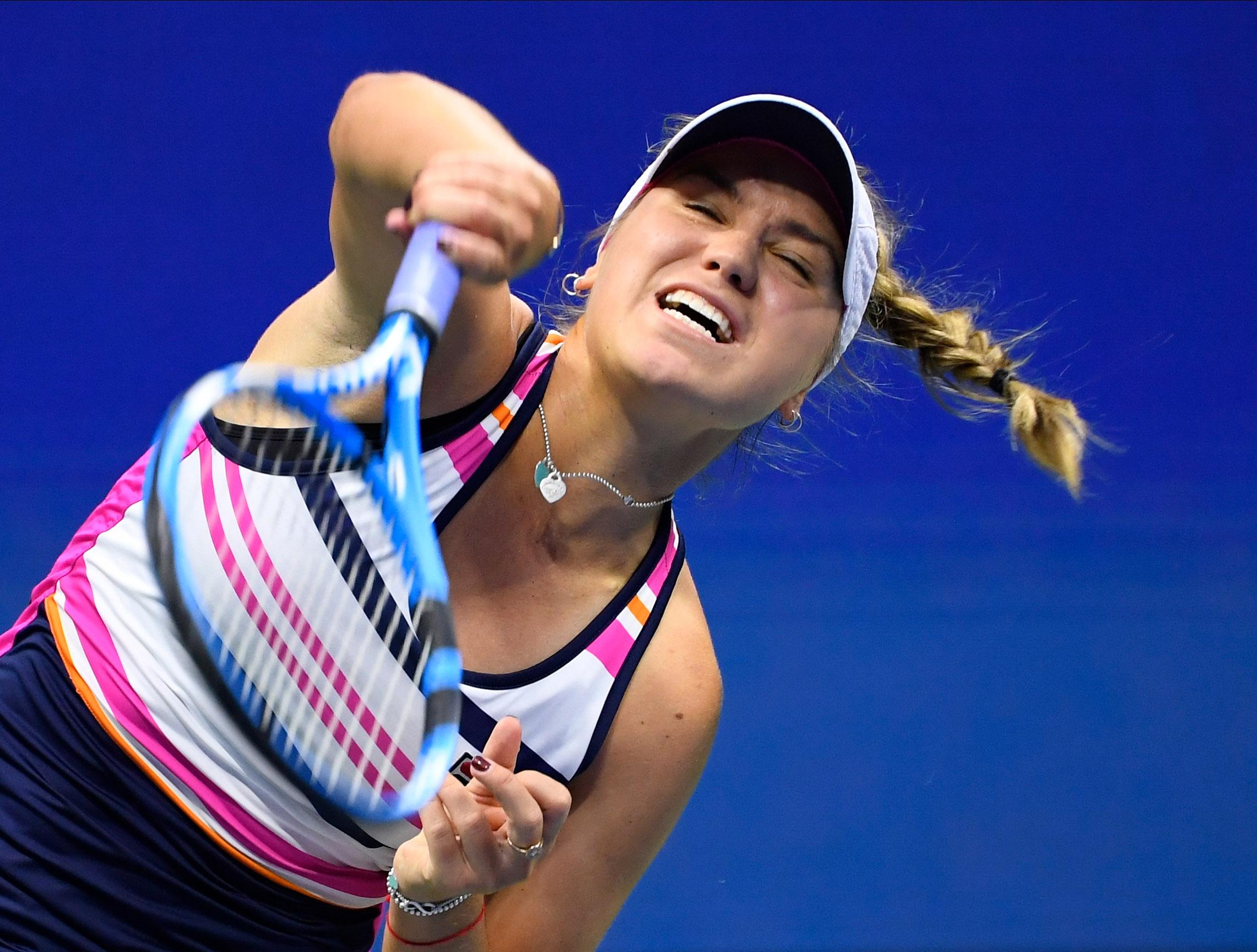 Sofia Kenin wins 2020 Australian Open