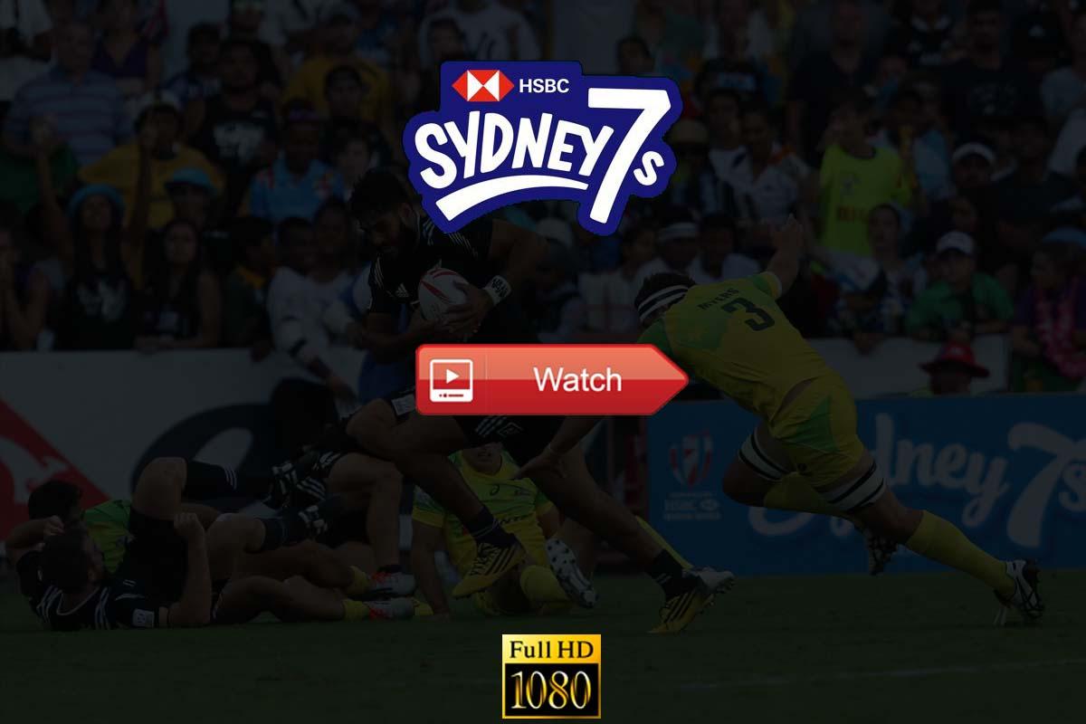 Sydney Sevens Rugby Live Stream